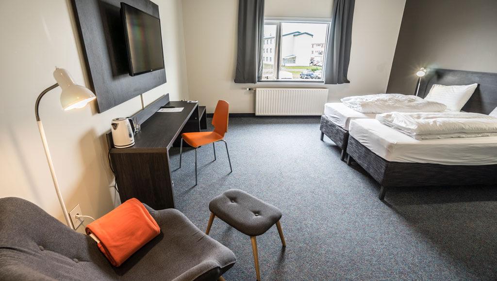 Bed and Breakfast Hotel Keflavík Airport