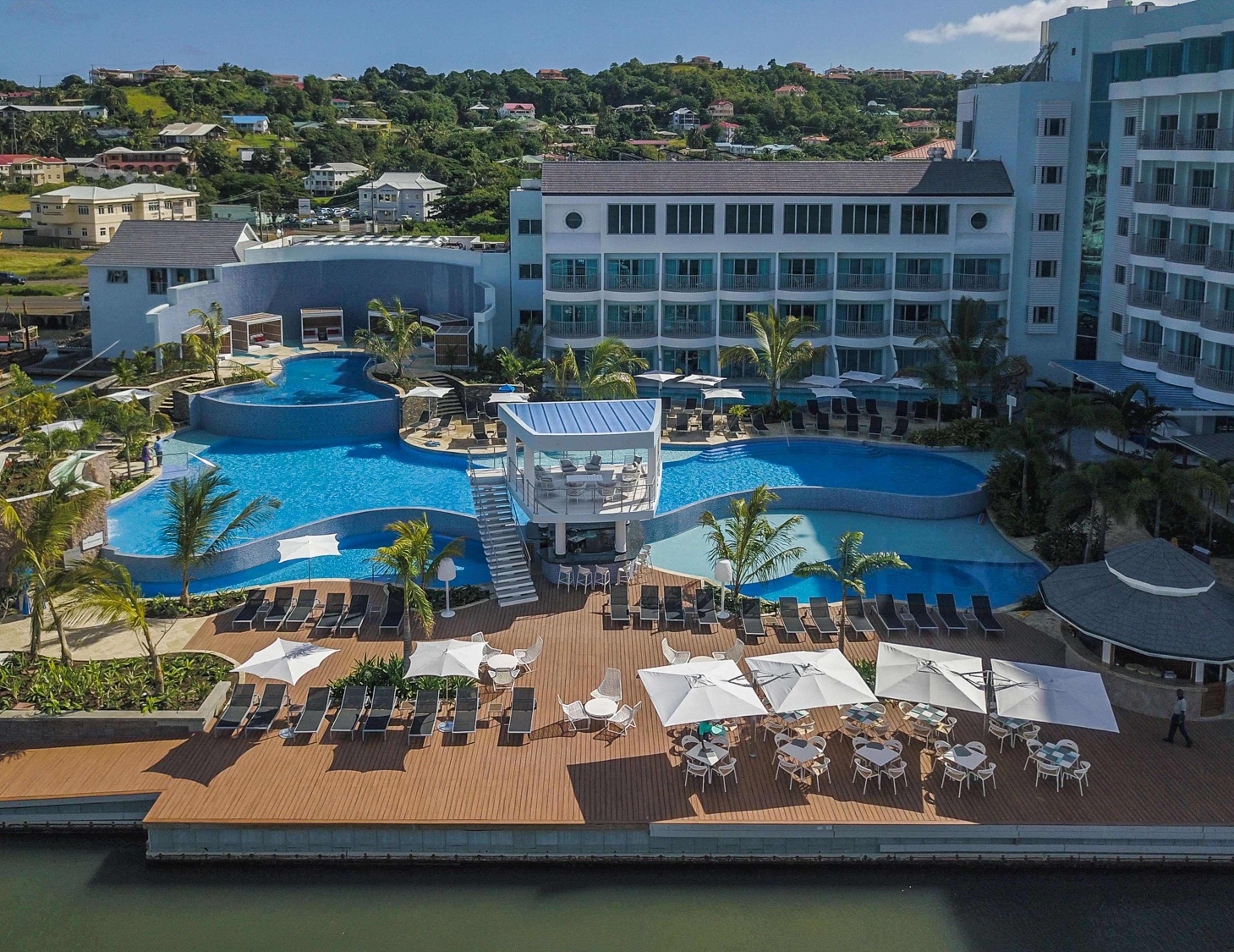 Harbor Club St. Lucia, Curio Collection by Hilton,