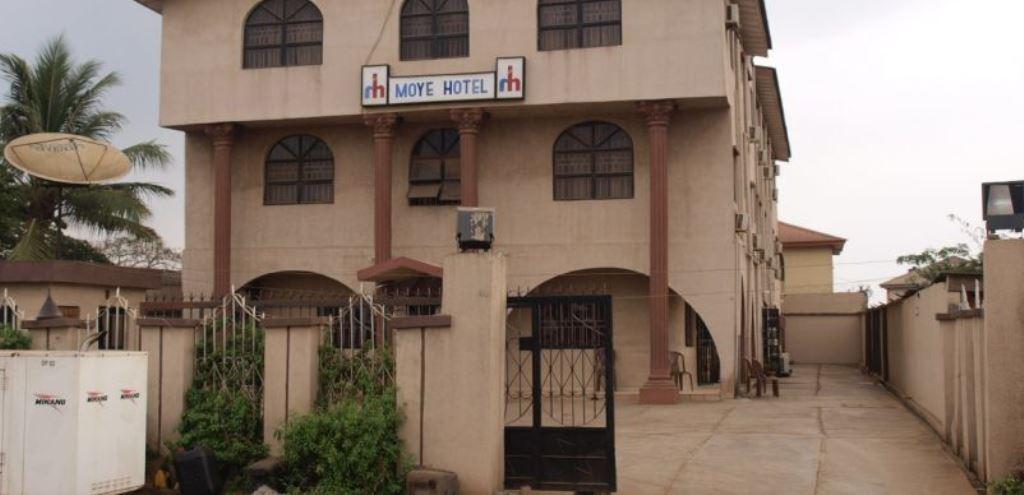 Moye Hotel, Ikorodu