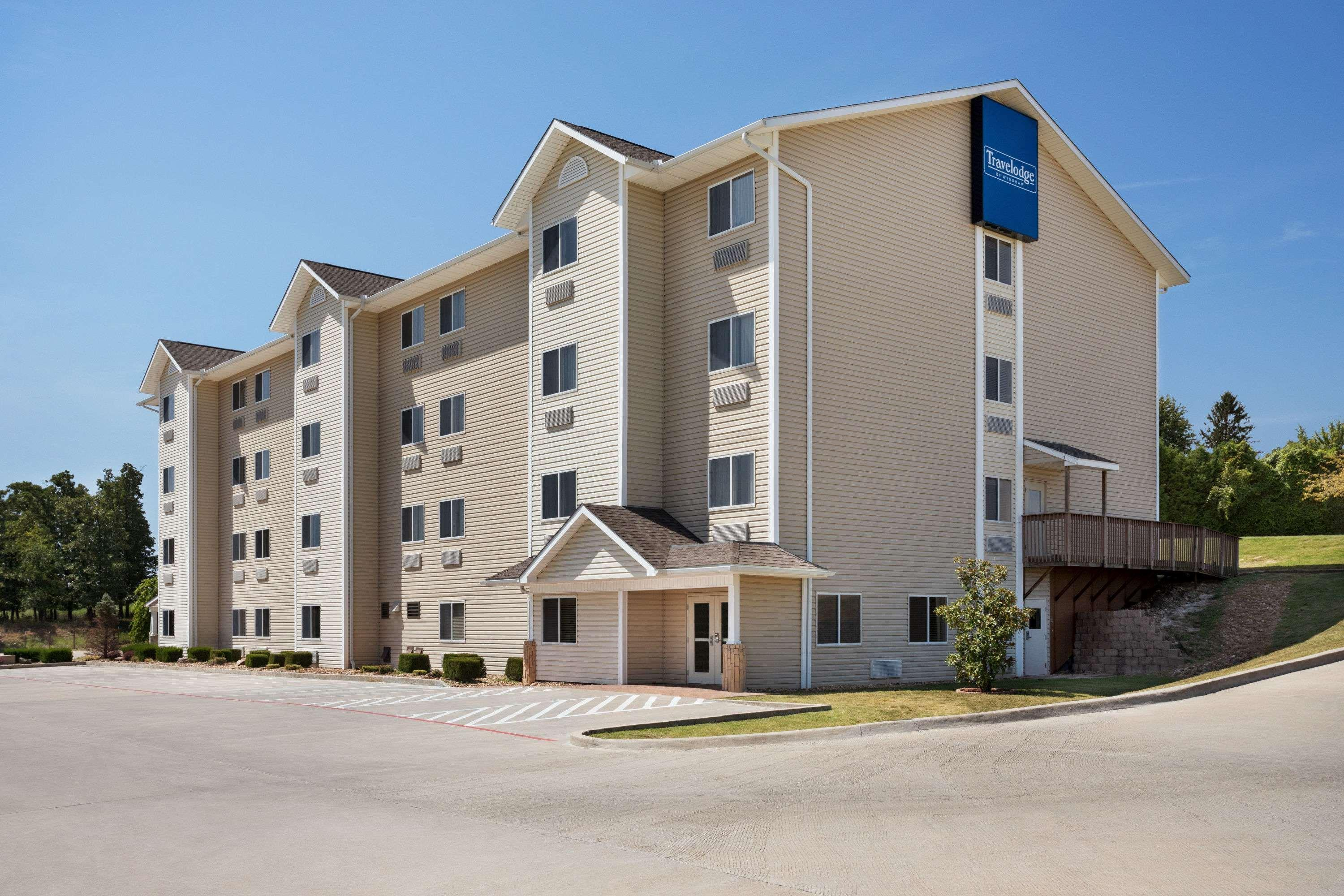 Travelodge by Wyndham McAlester, Pittsburg