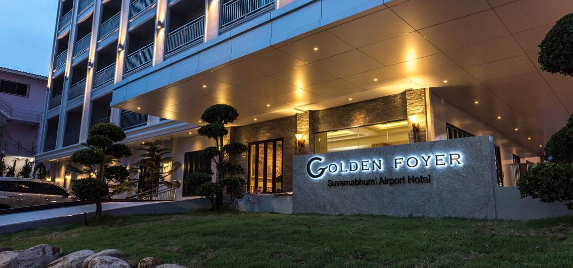 Golden Foyer Suvarnabhumi Airport Hotel, Lat Krabang