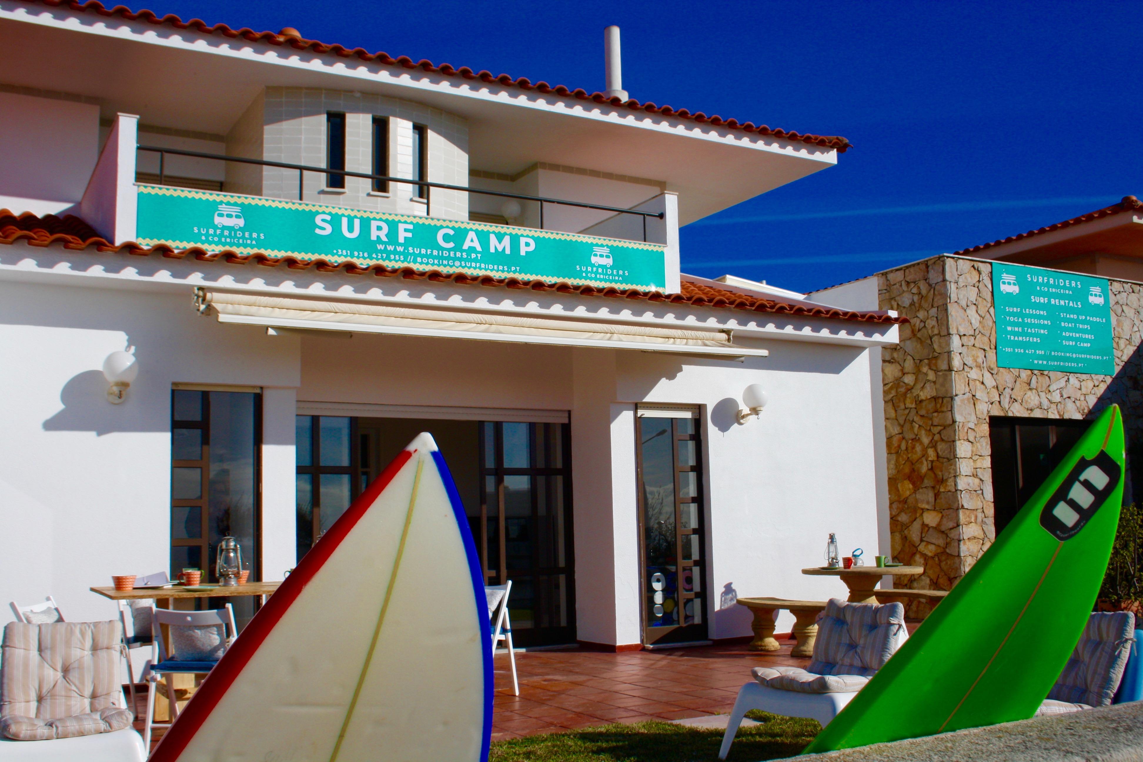 Surf Riders & CO Ericeira Surf Camp Moinhos, Mafra
