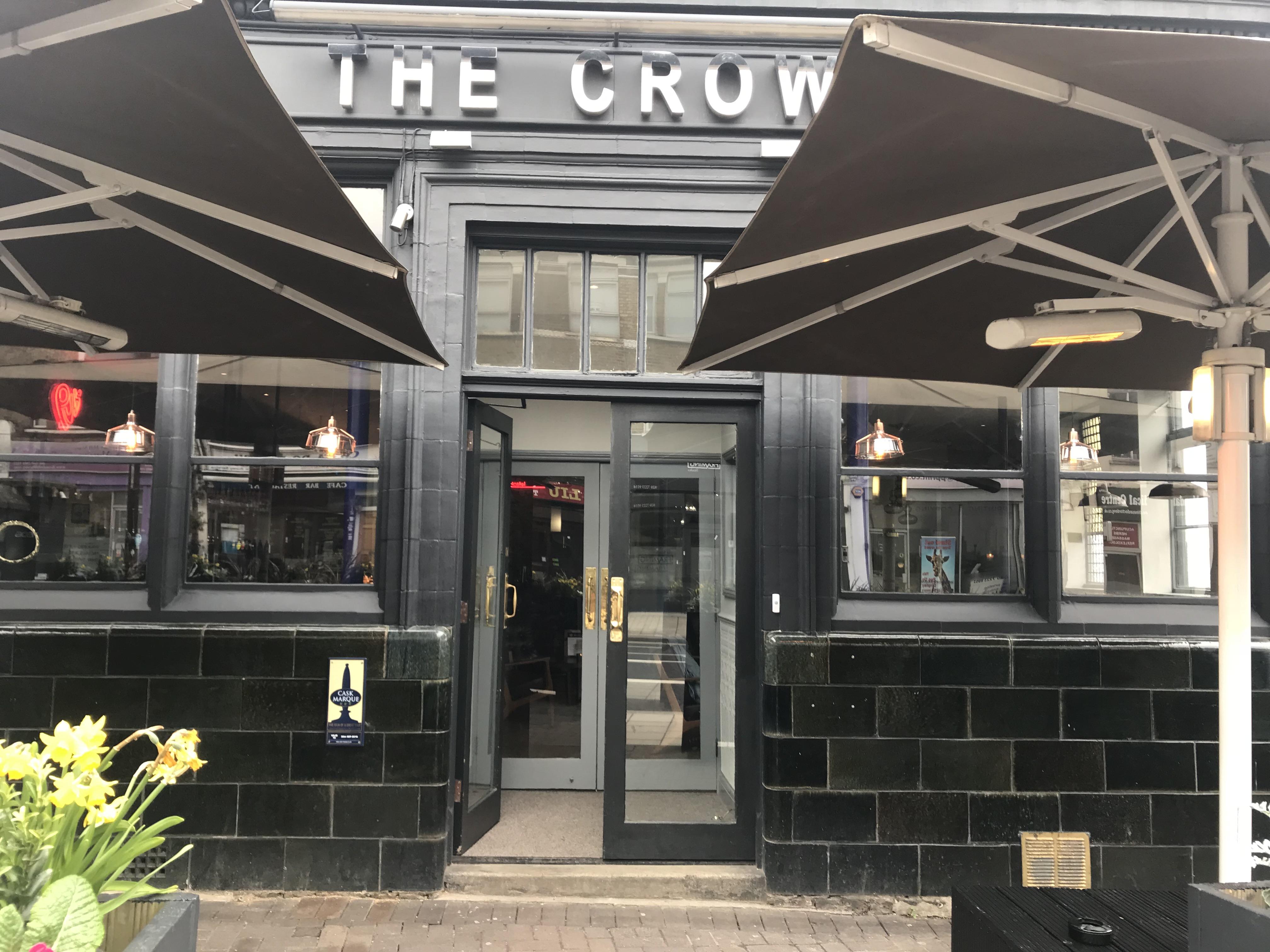 PubLove @ The Crown