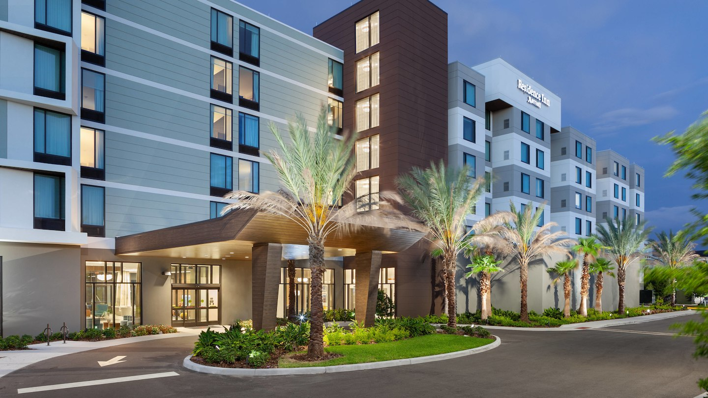 Residence Inn Orlando at Millenia, Orange