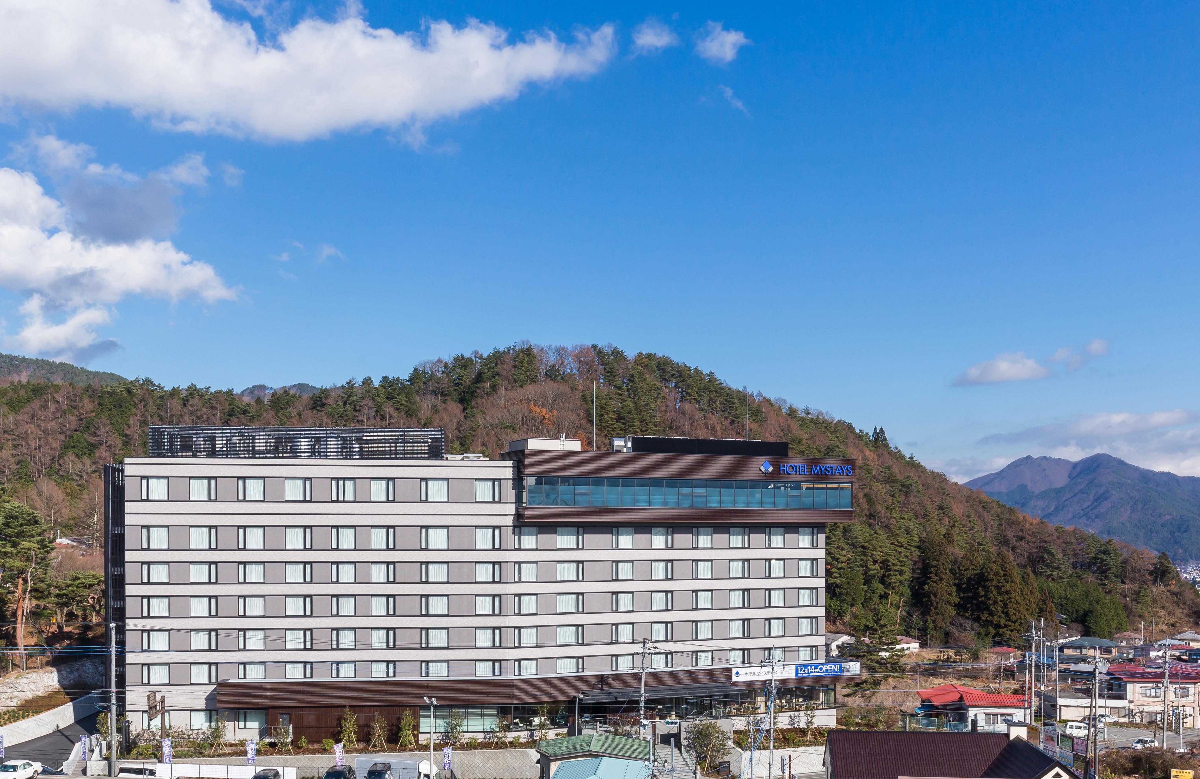 Mystays Fuji Onsen Resort, Fujikawaguchiko