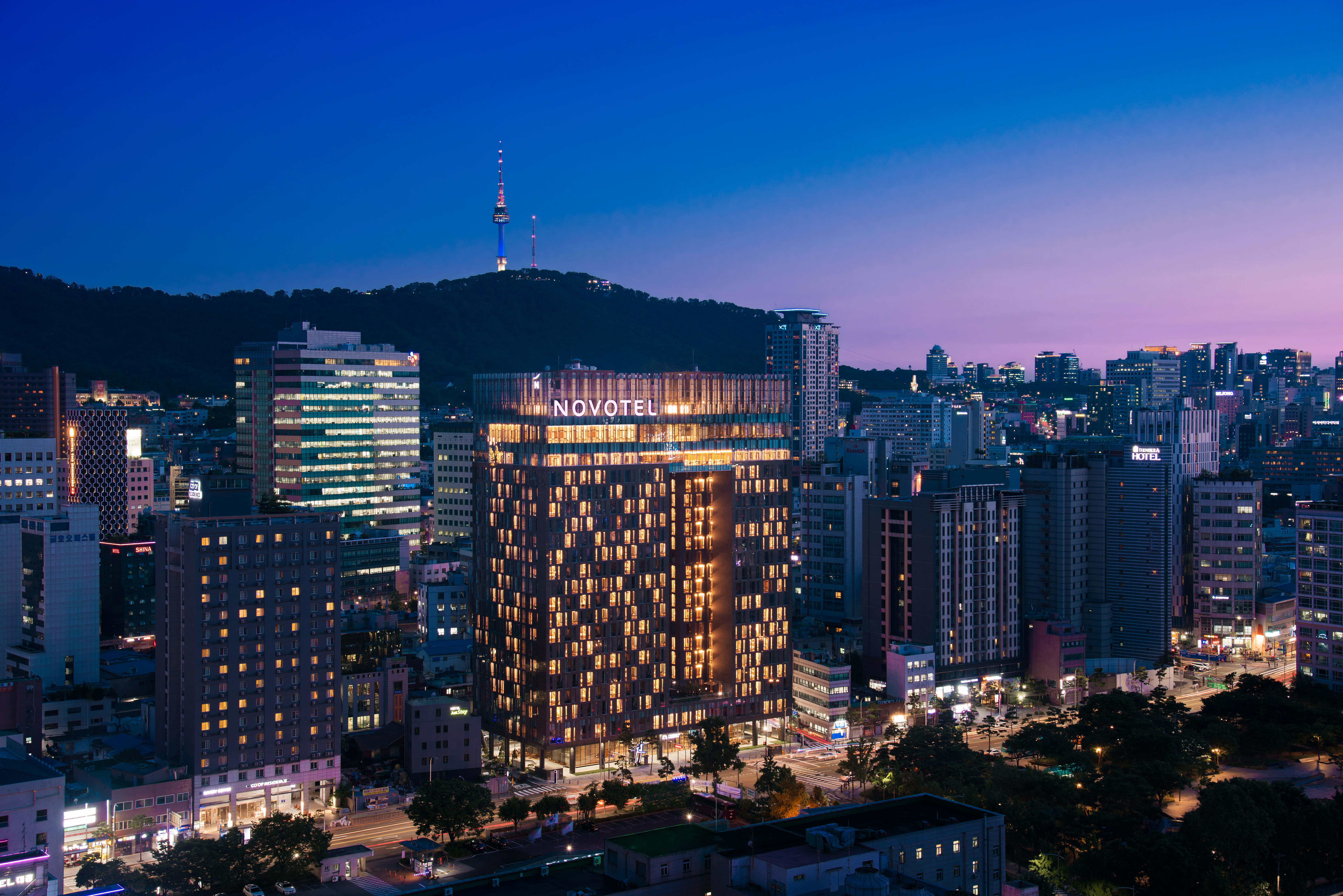 Novotel Ambassador Dongdaemun, Jongro