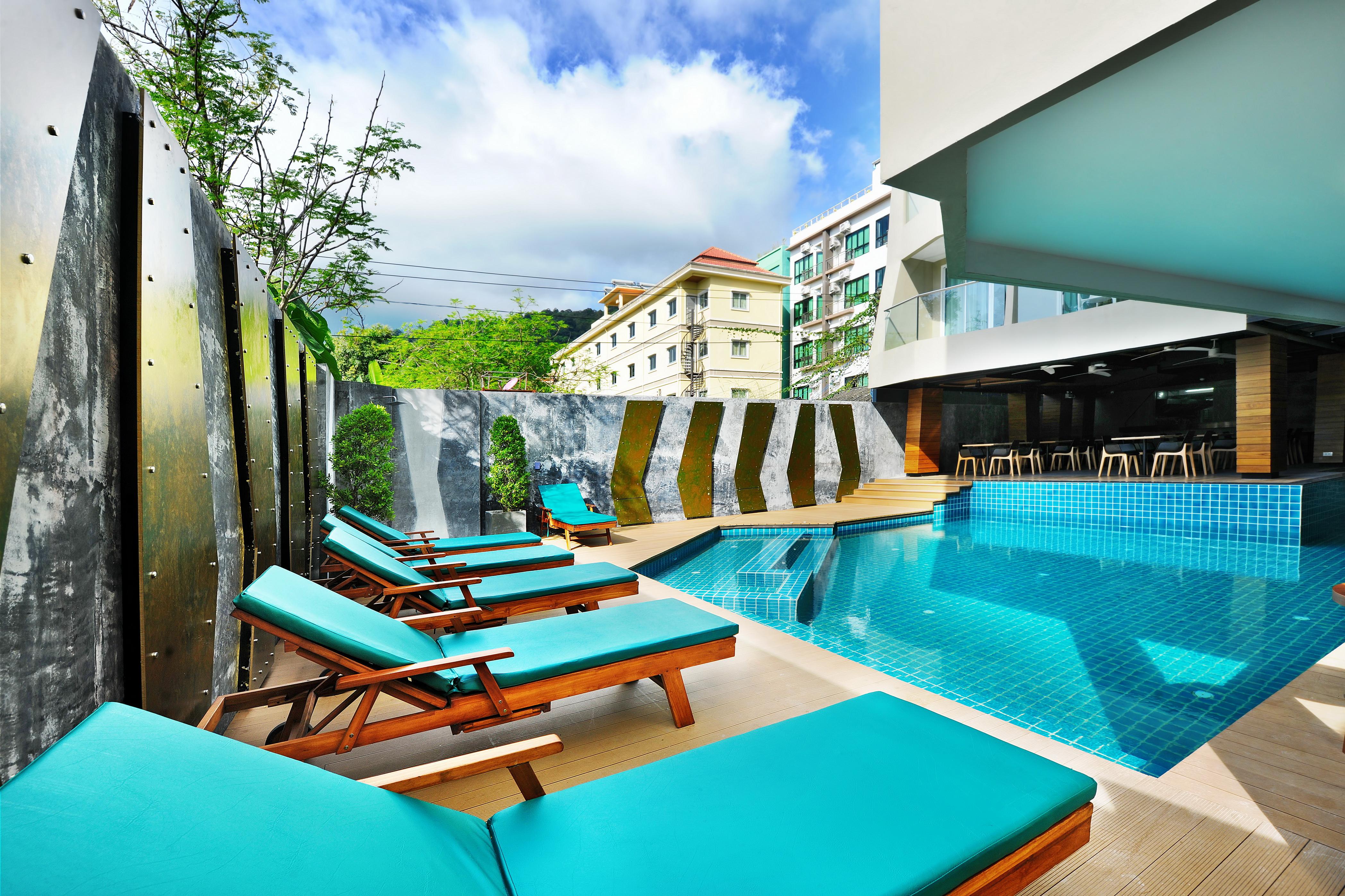 New Nordic Ratana Suites, Pulau Phuket