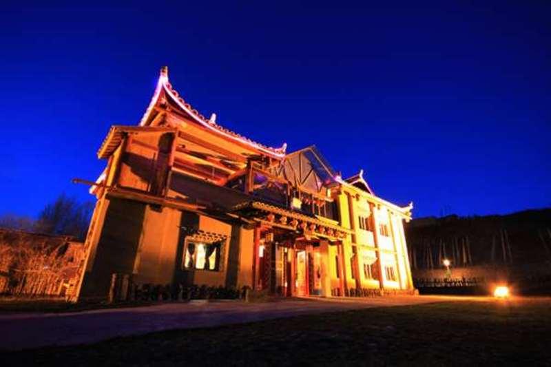 Tulip Inn Shngmo, Ngawa Tibetan and Qiang