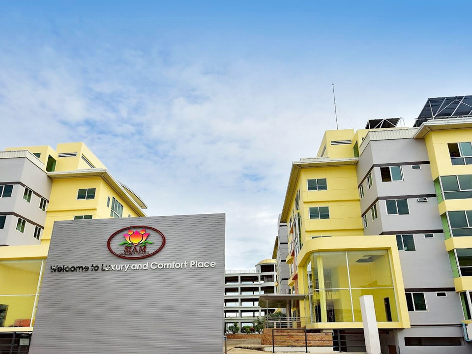Siam Golden Place Hotel, Lat Krabang