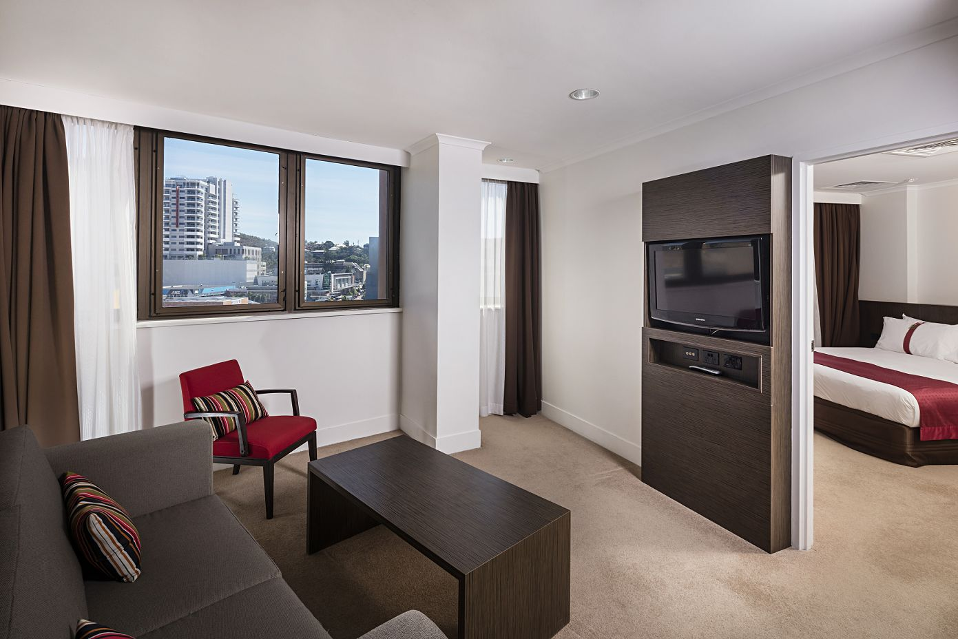 Hotel Grand Chancellor Townsville, City