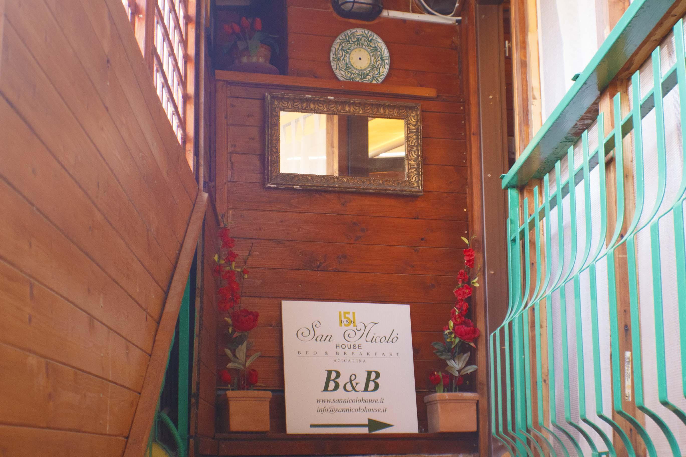 B&B San Nicolò House