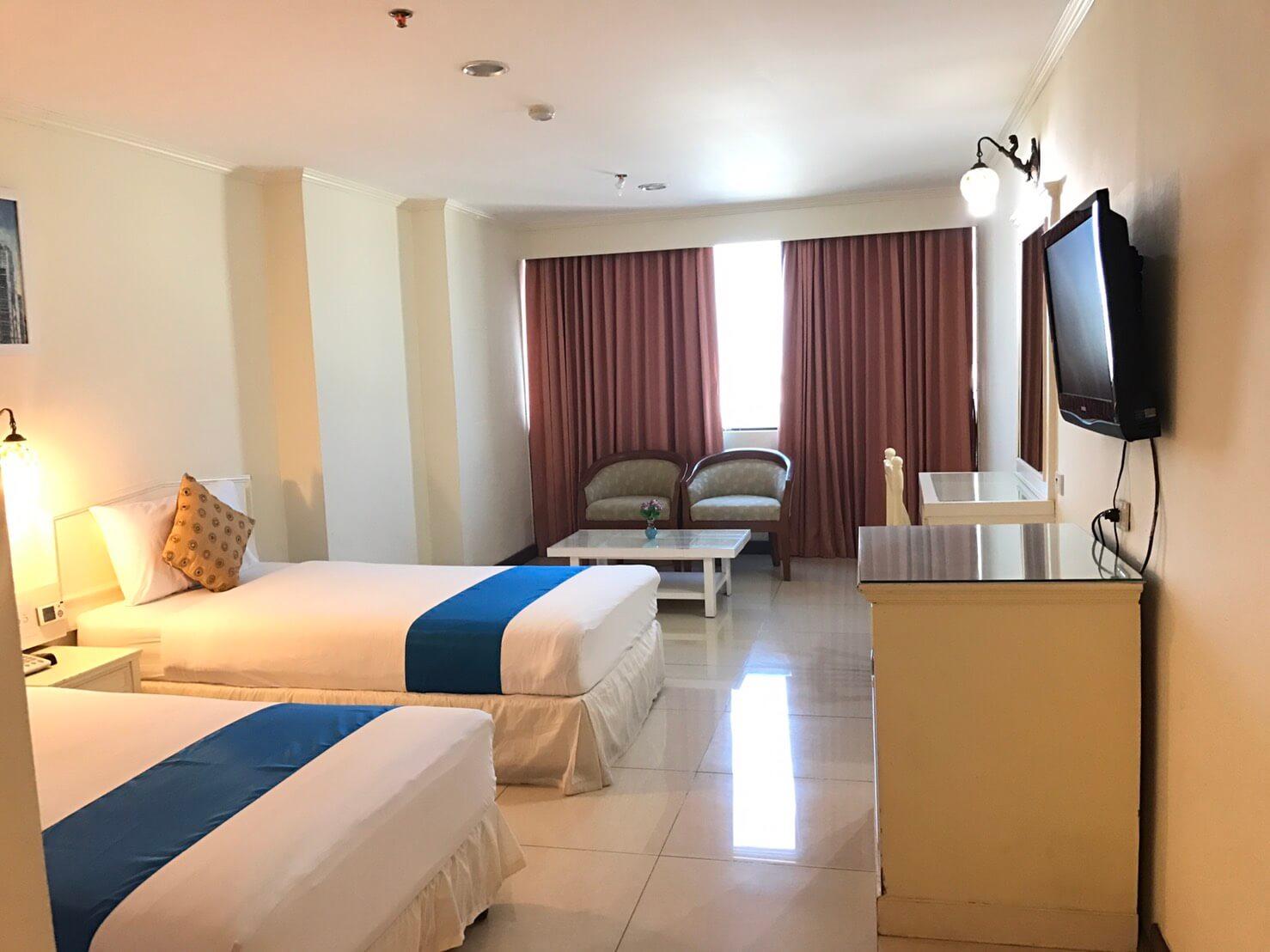 Bay Hotel Srinakarin, Muang Samut Prakan