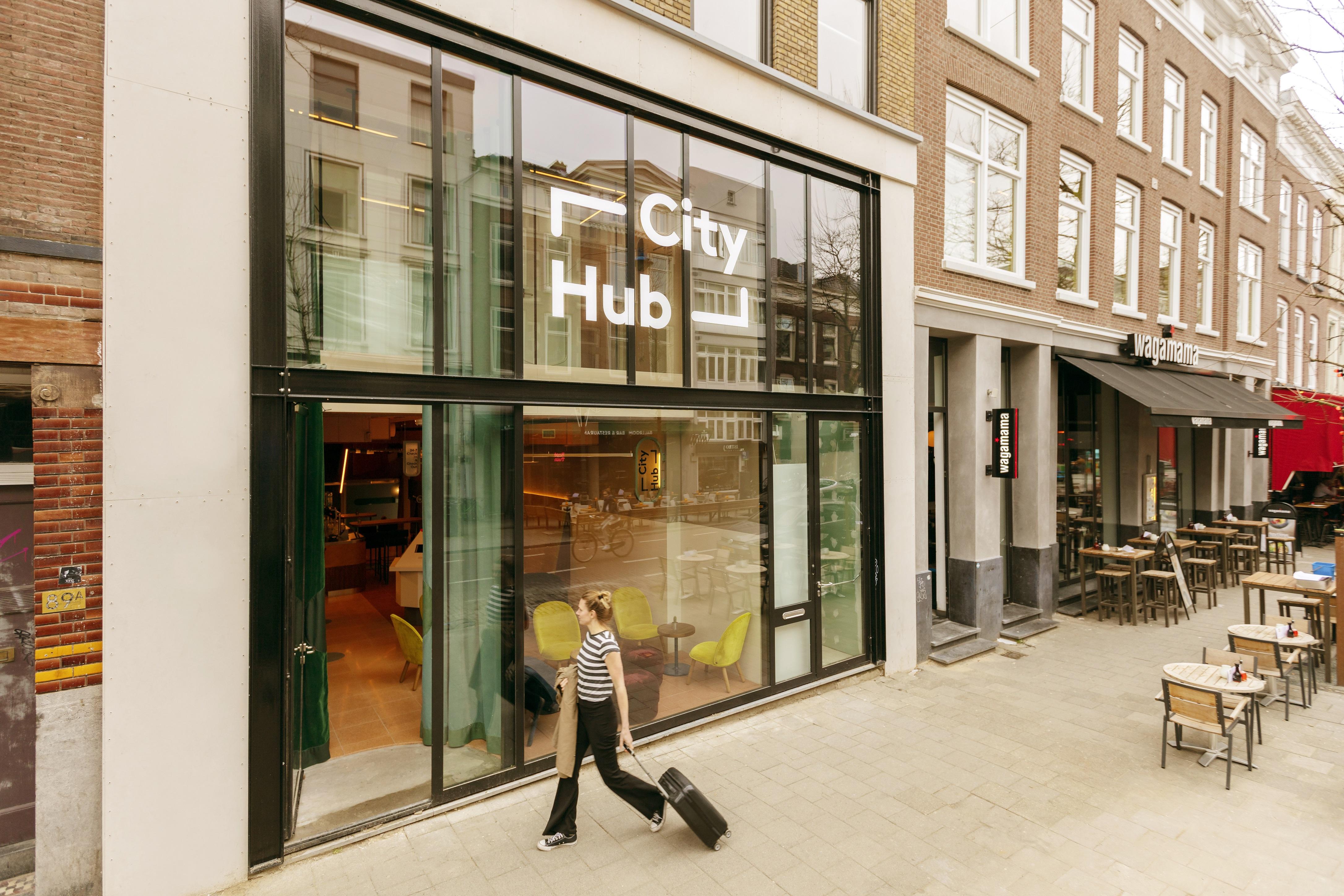 CityHub Rotterdam, Rotterdam