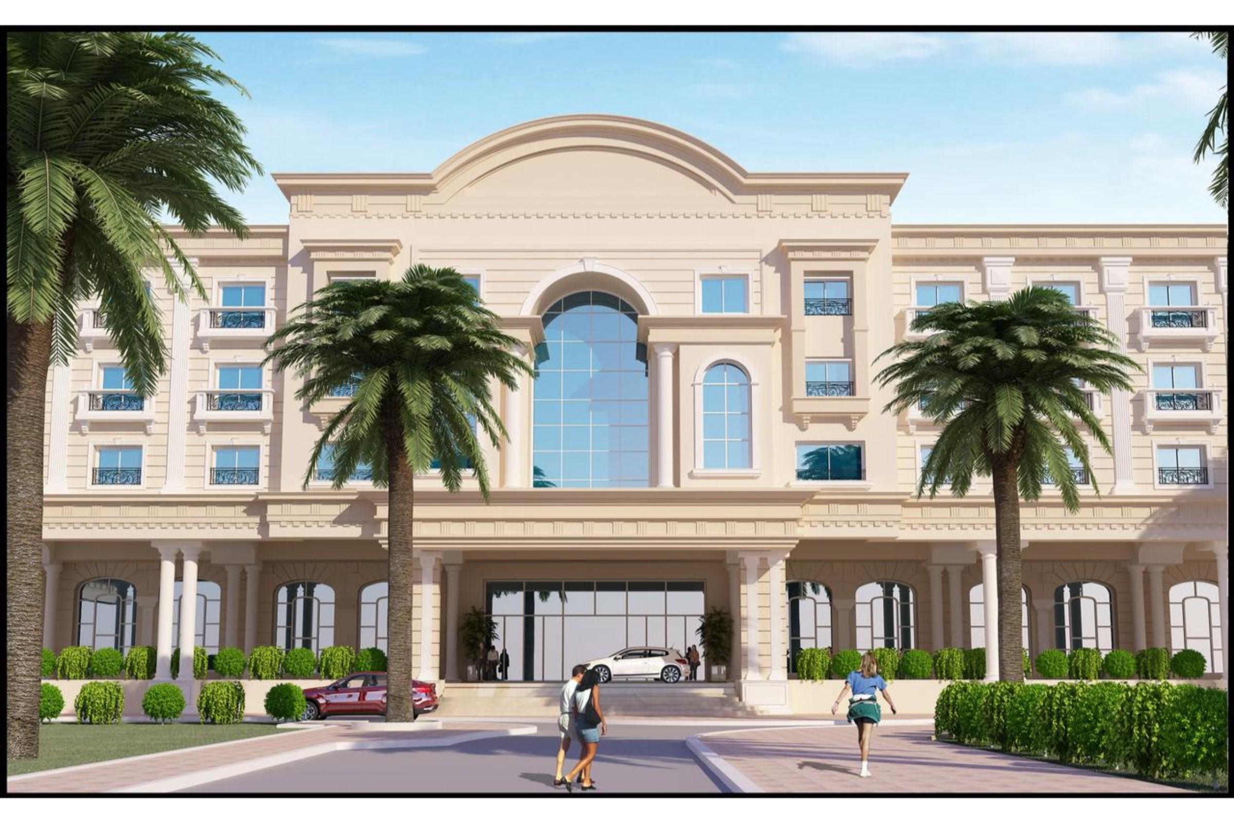Movenpick Hotel du Lac Tunis, Cité El Khadra