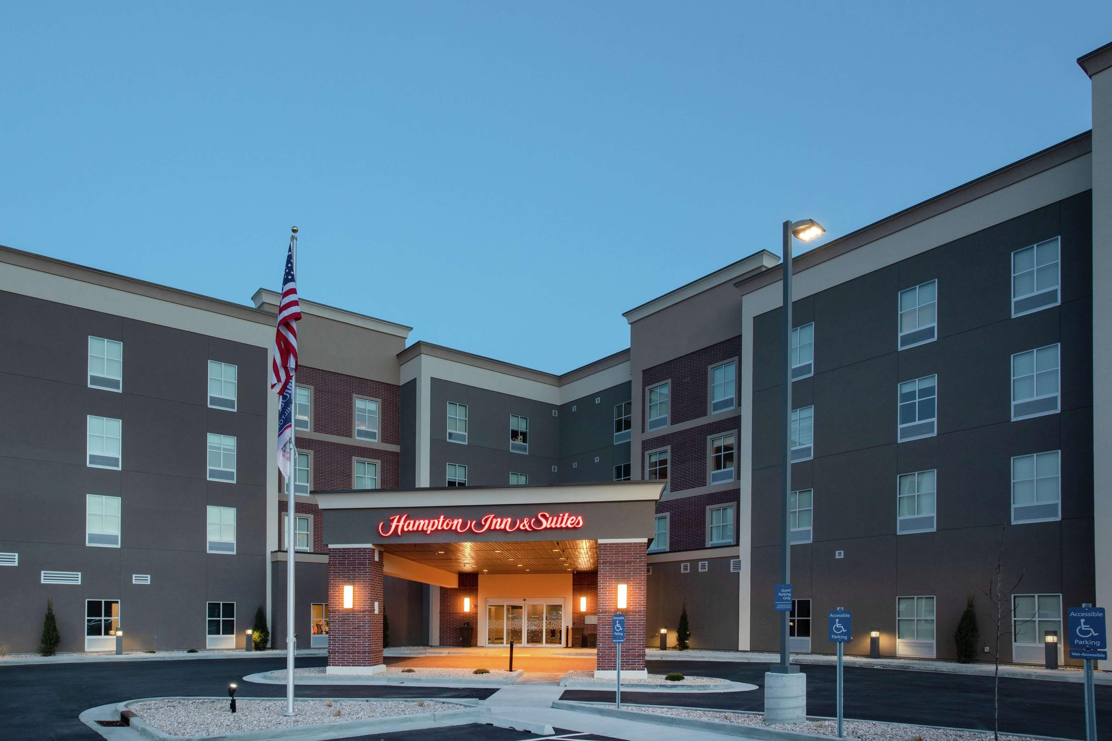 Hampton Inn and Suites Logan, UT, Cache