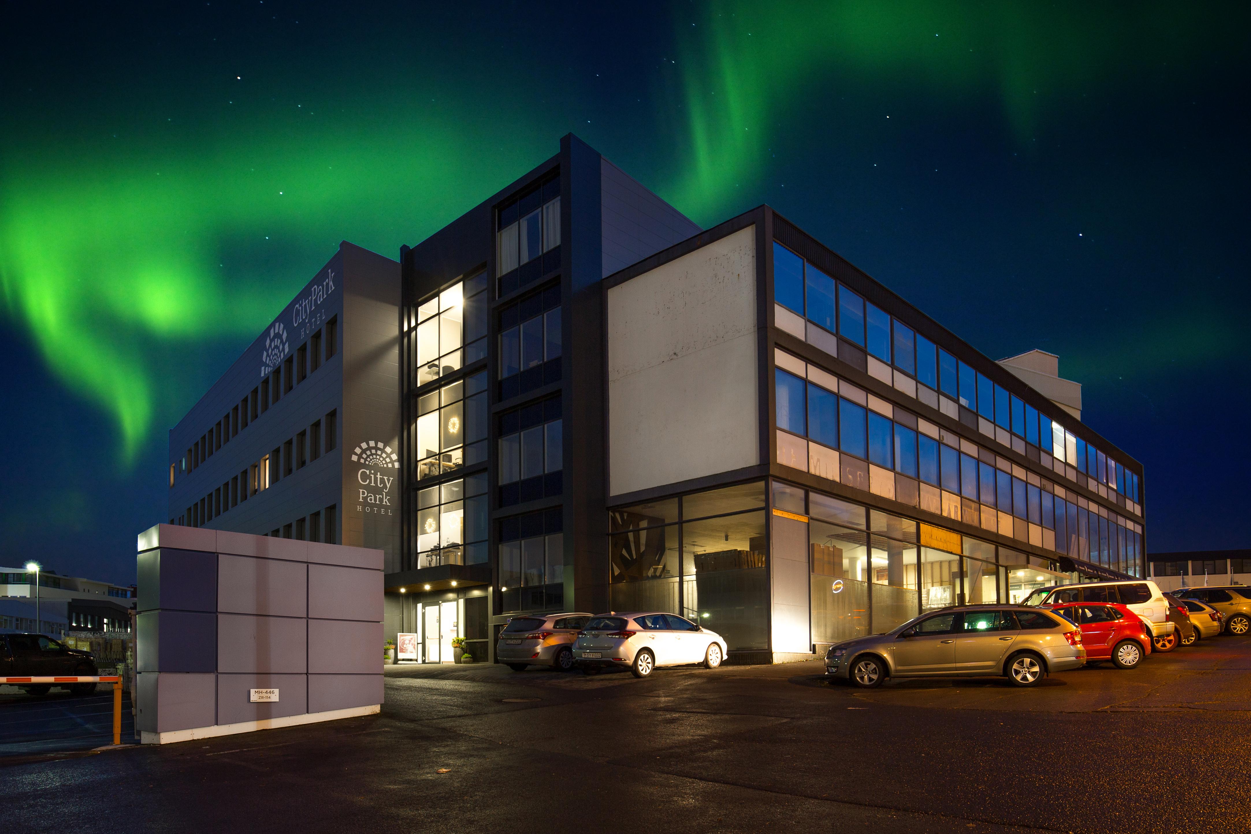 City Park Hotel, Reykjavík