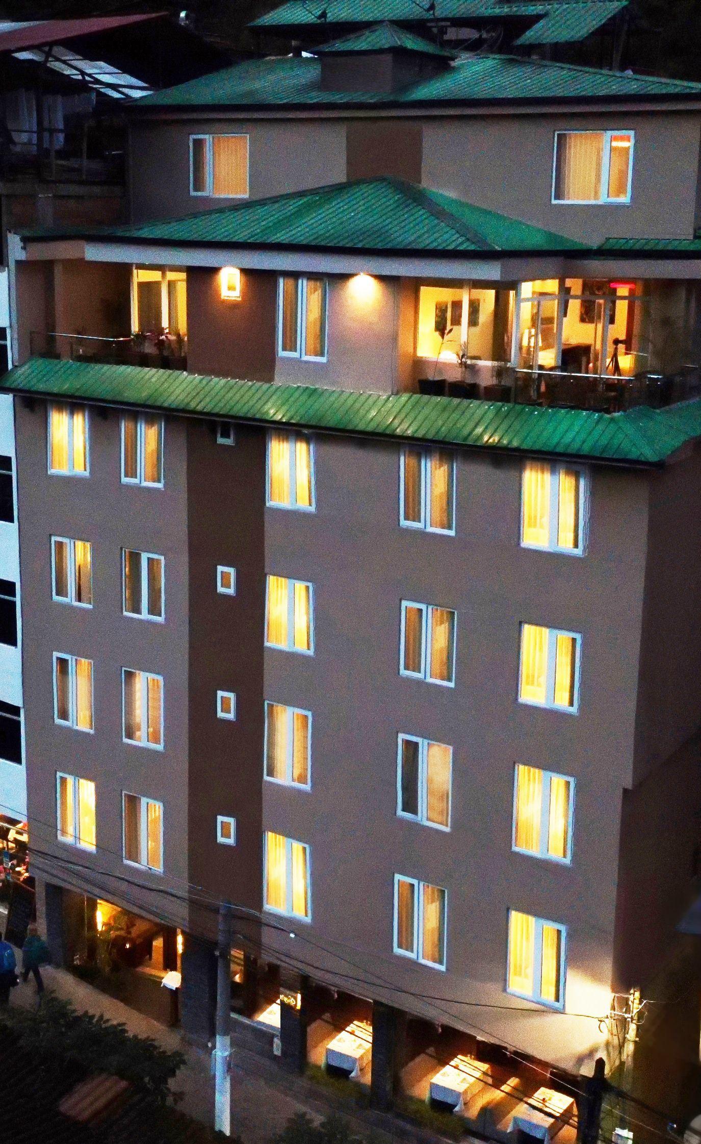 Inti Punku Hotel & Suites, Urubamba