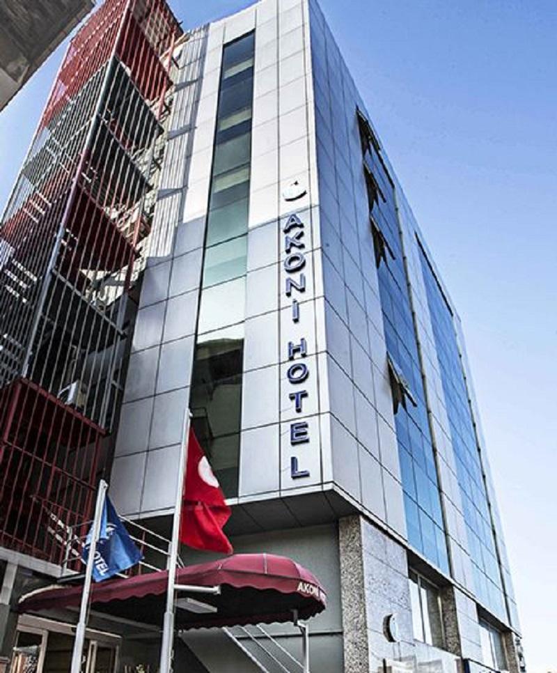Akoni Hotel, Ümraniye