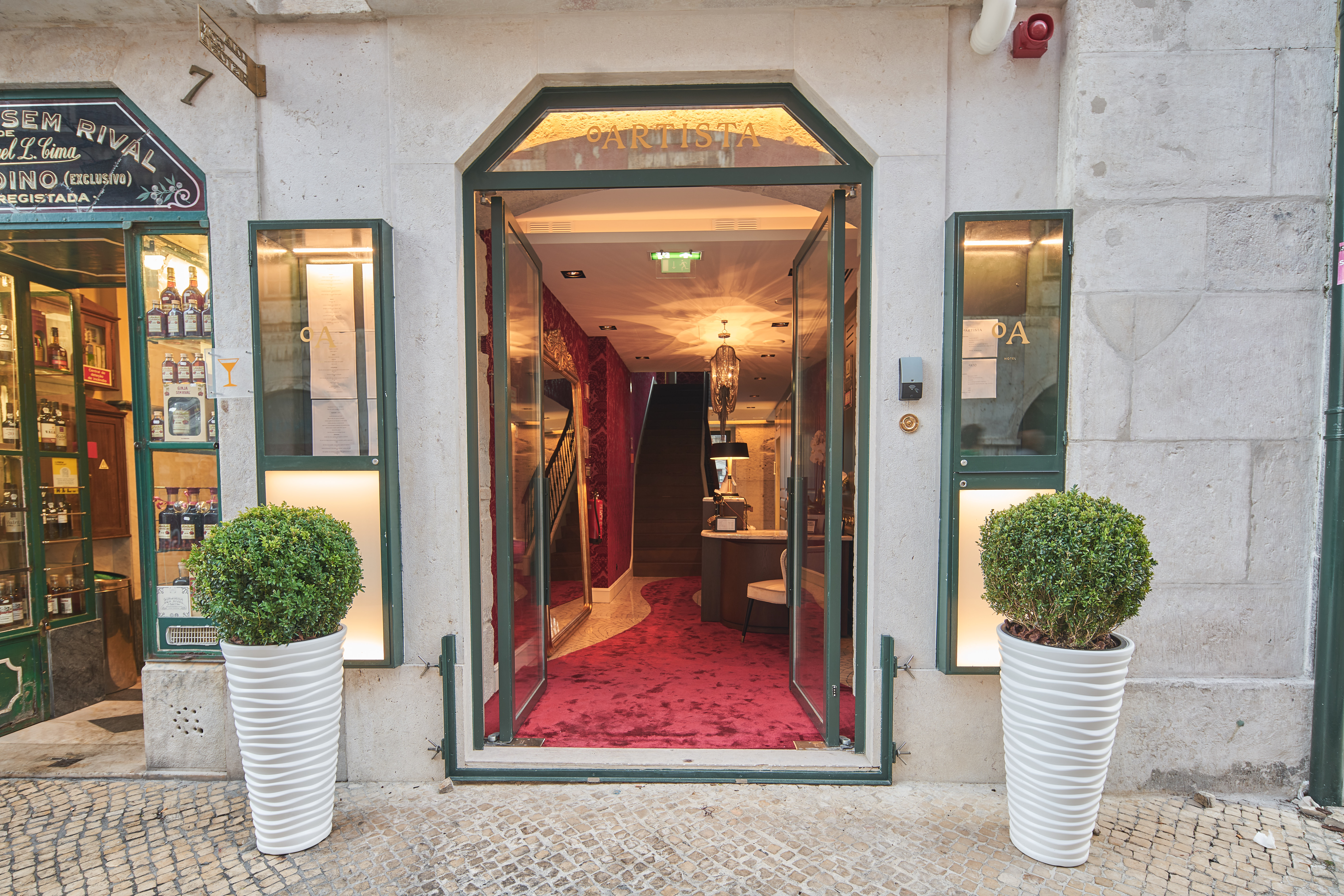 O Artista Boutiques Suites, Lisboa
