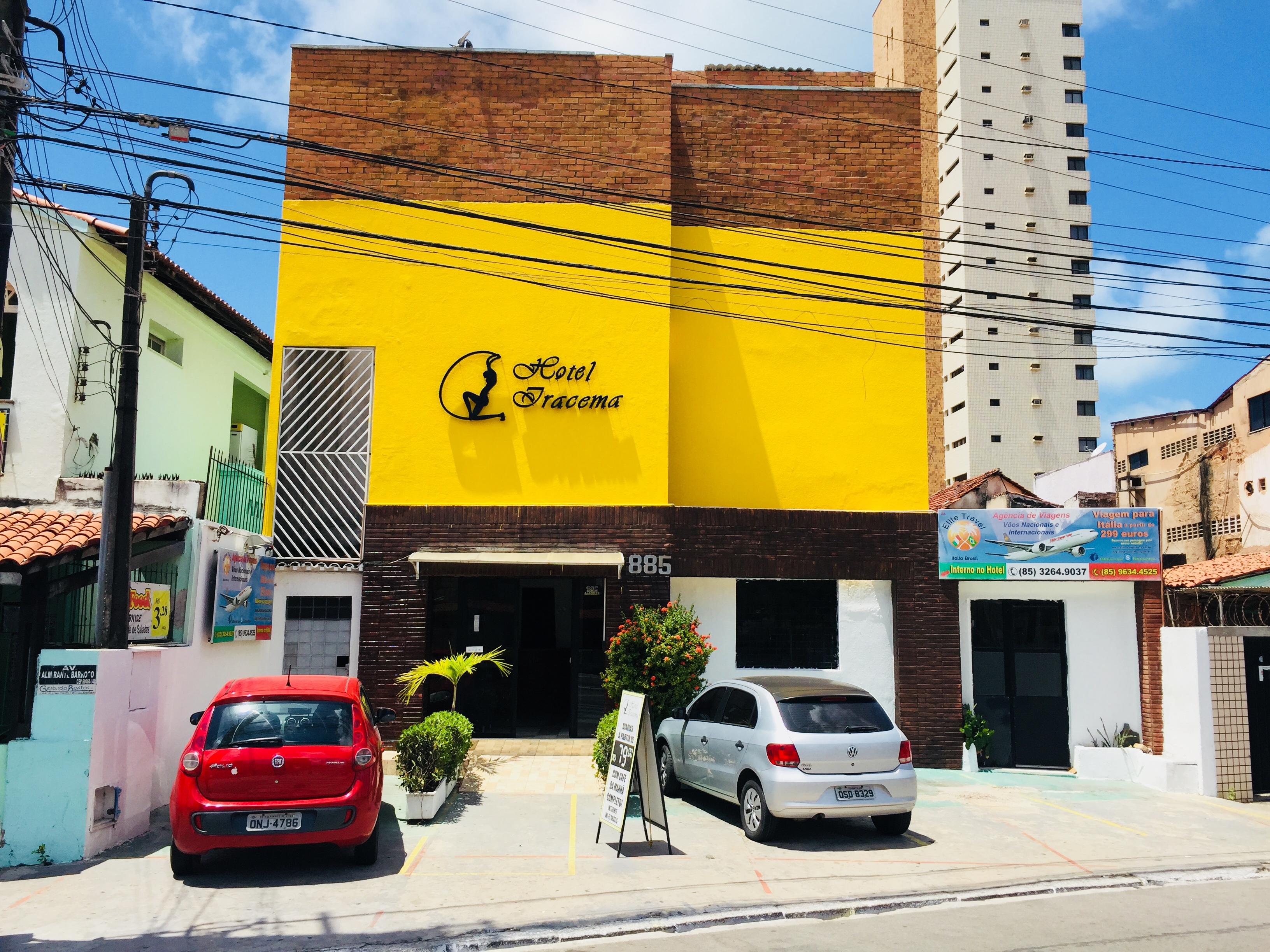 Iracema, Fortaleza
