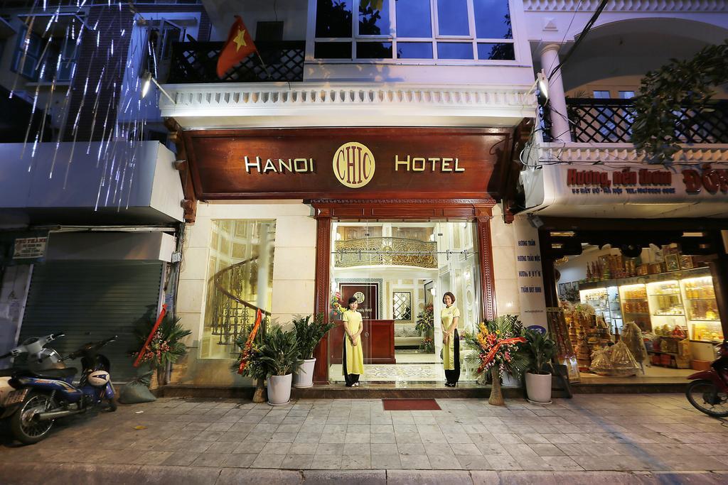 Hanoi Chic Boutique Hotel, Hoàn Kiếm