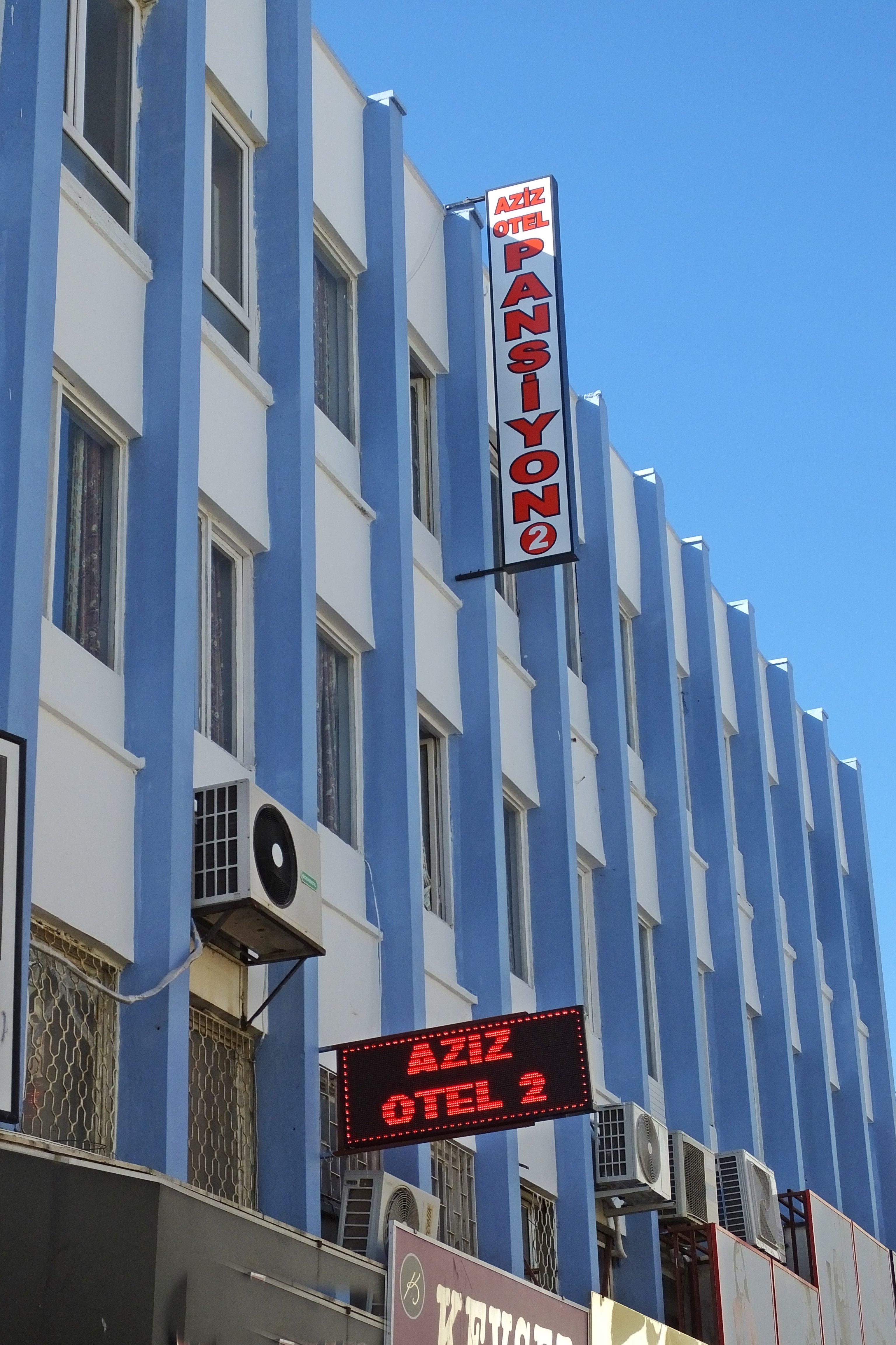 Aziz Hotel 2, Merkez