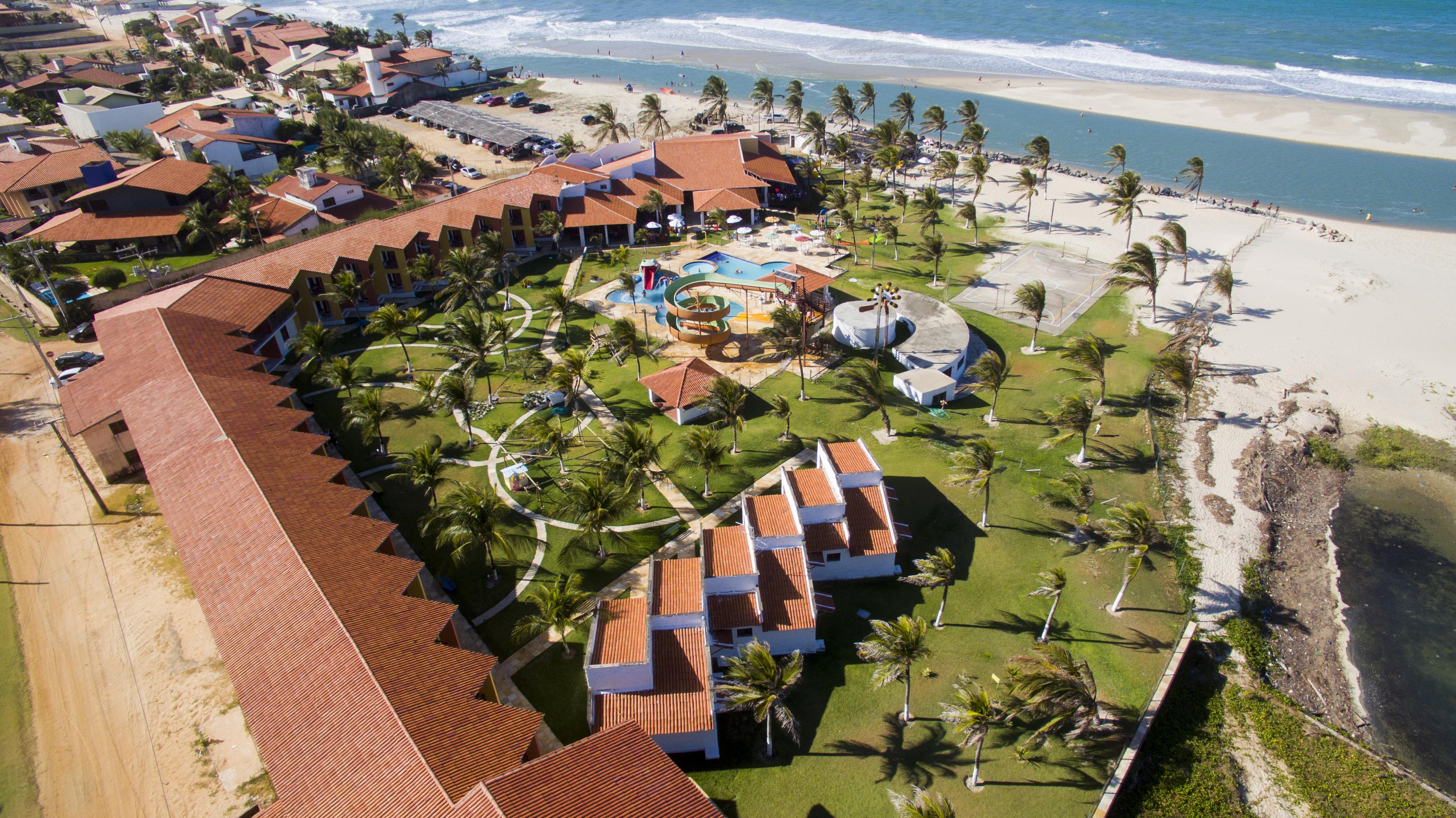 Jangadeiro Praia Hotel, Aquiraz
