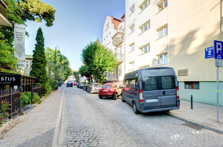 Dom & House – Apartment Morska Central Sopot, Sopot