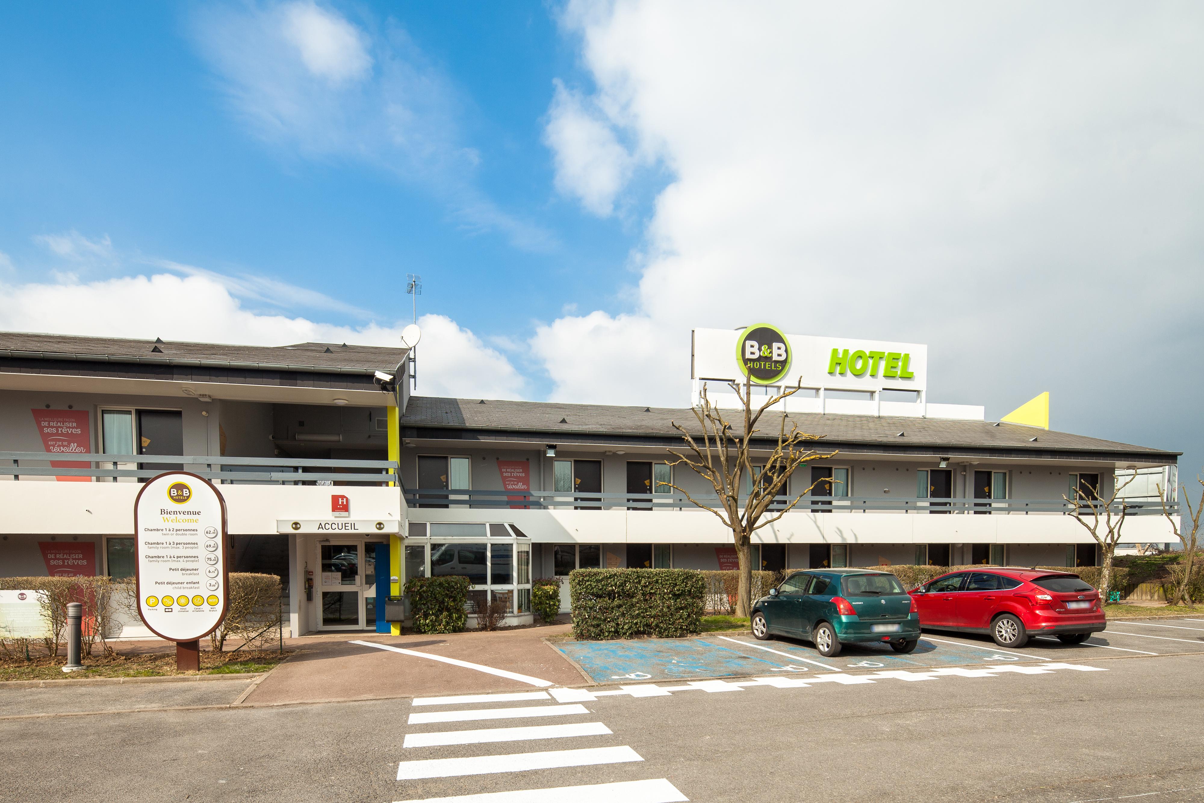 B&B Hotel La Queue En Brie