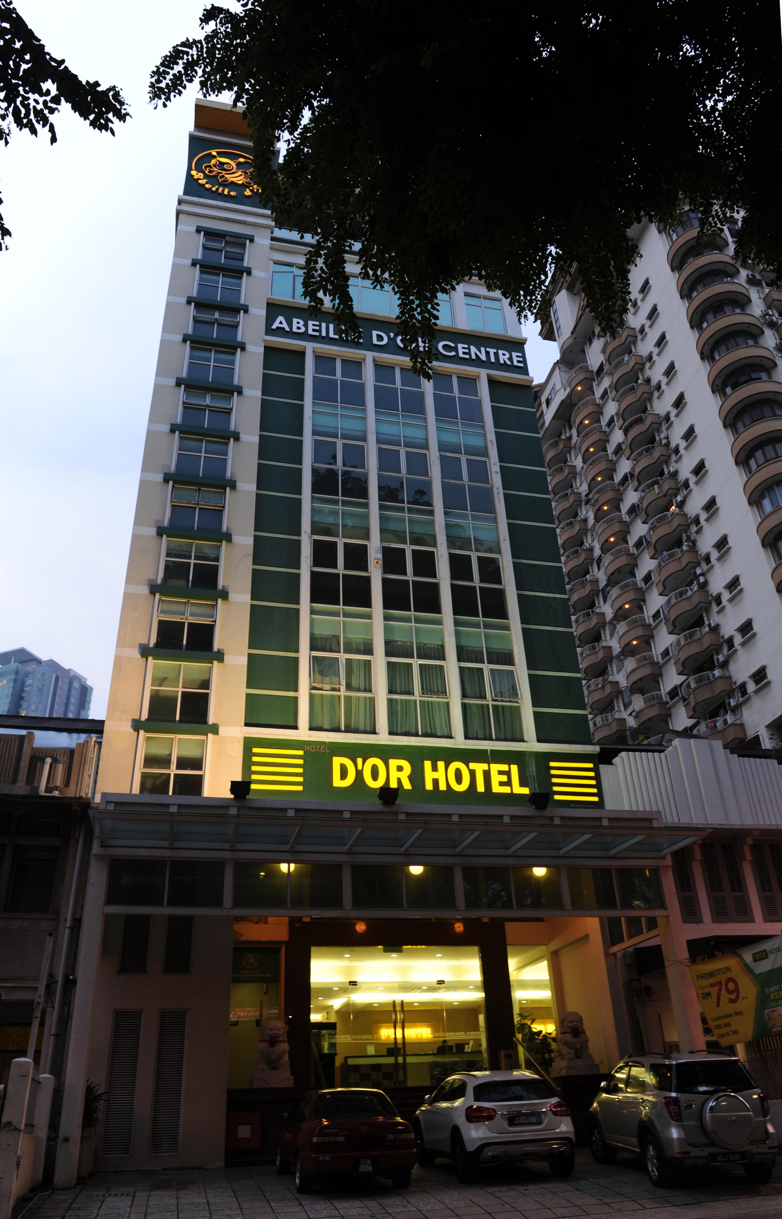 D'or Hotel, Kuala Lumpur