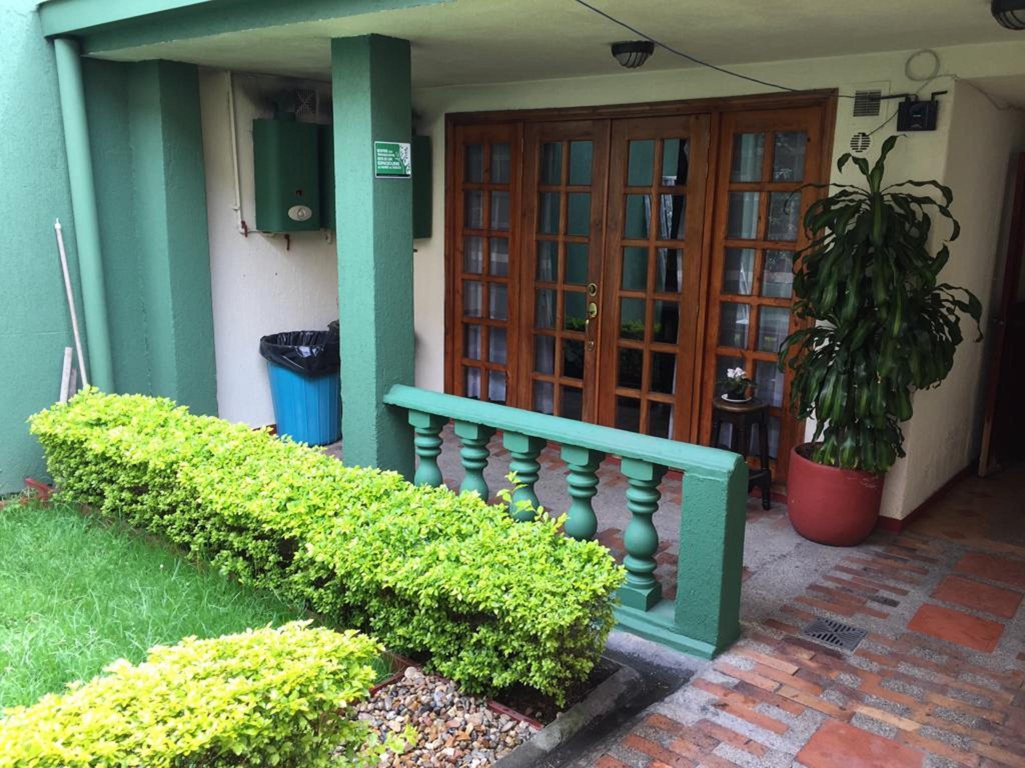 Apartaestudios Quinta Hidalga, Santafé de Bogotá