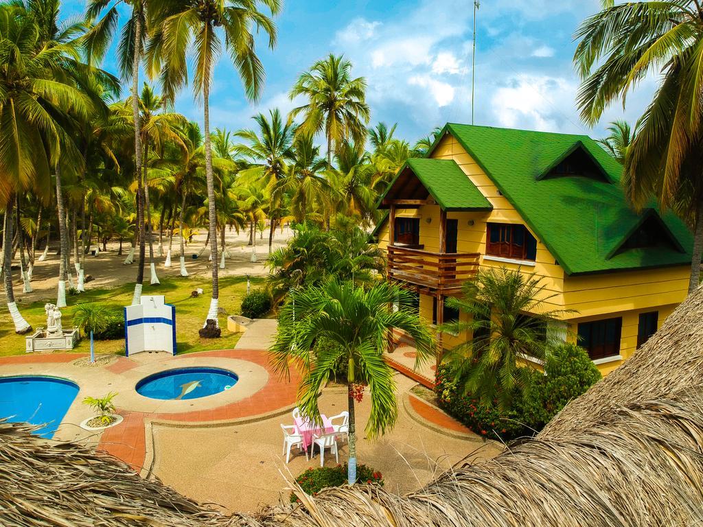Tay Beach Hotel, Santa Marta (Dist. Esp.)