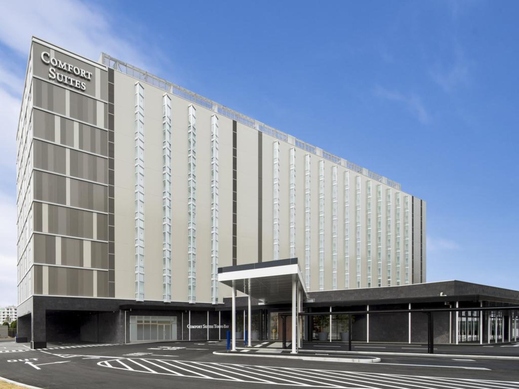 Comfort Suites Tokyo, Edogawa