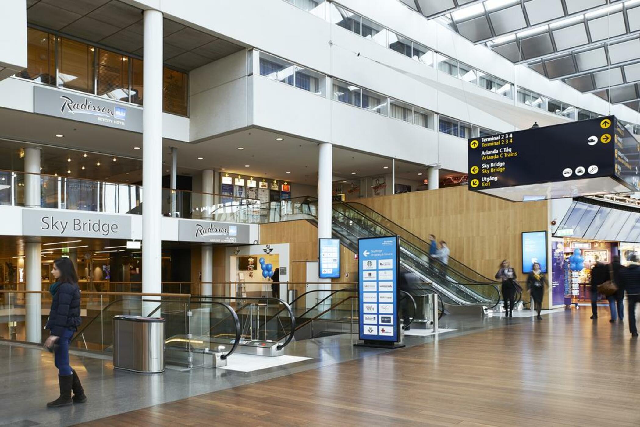 Radisson Blu SkyCity Hotel, Stockholm-Arlanda, Sigtuna