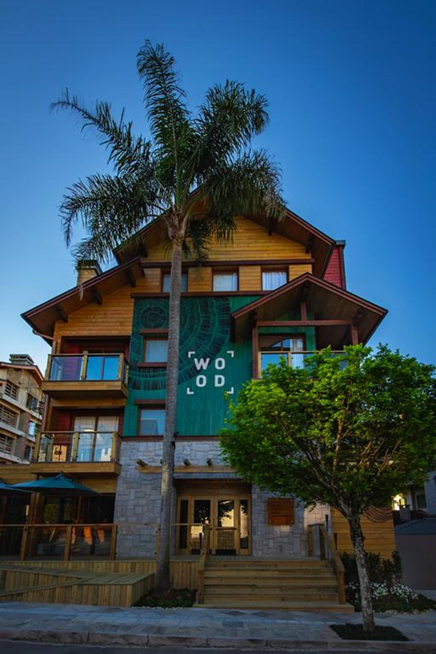 Wood Casa da Montanha, Gramado