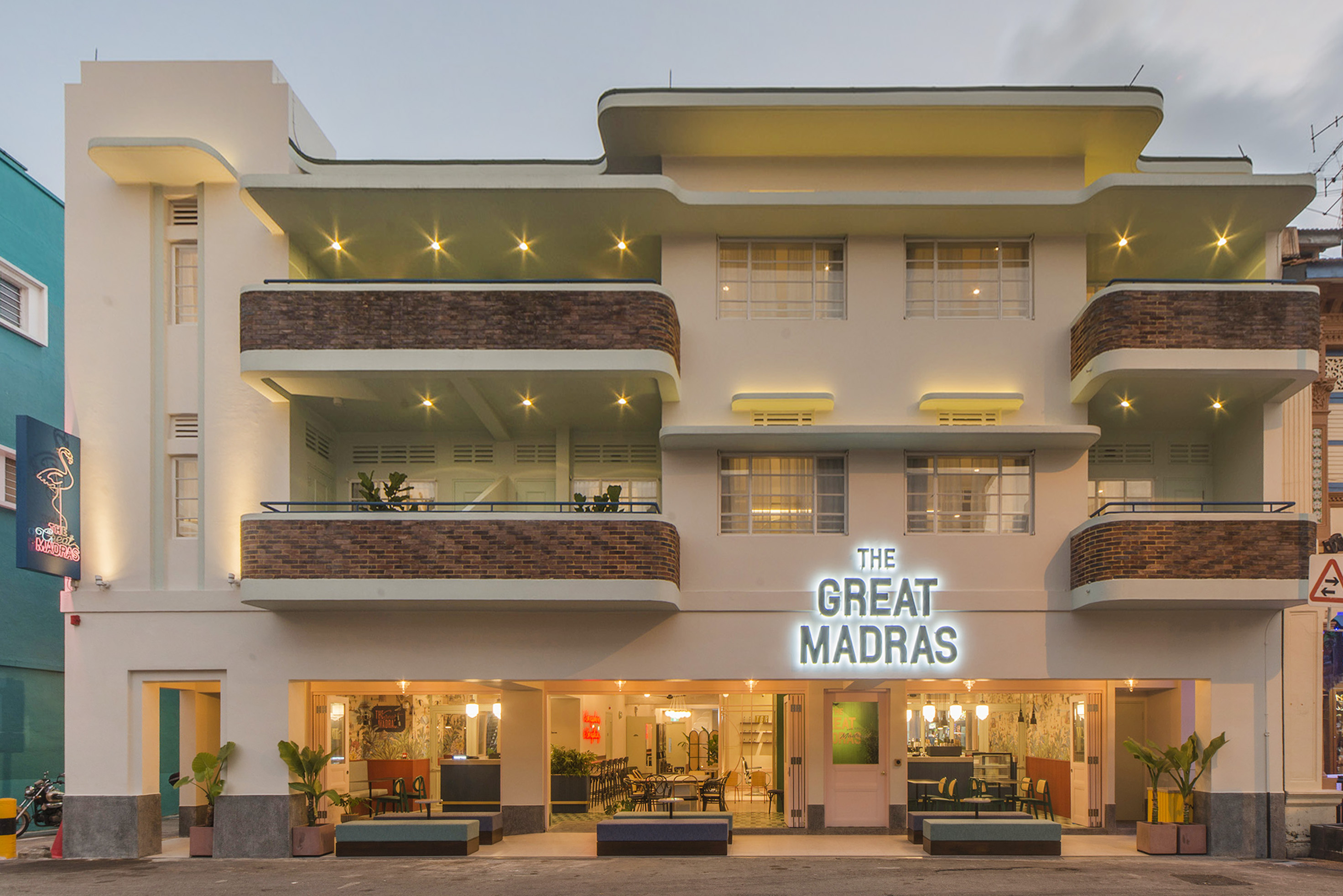 The Great Madras, Rochor