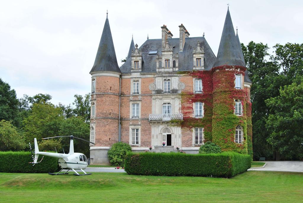 Le Château D'Apigné, Ille-et-Vilaine