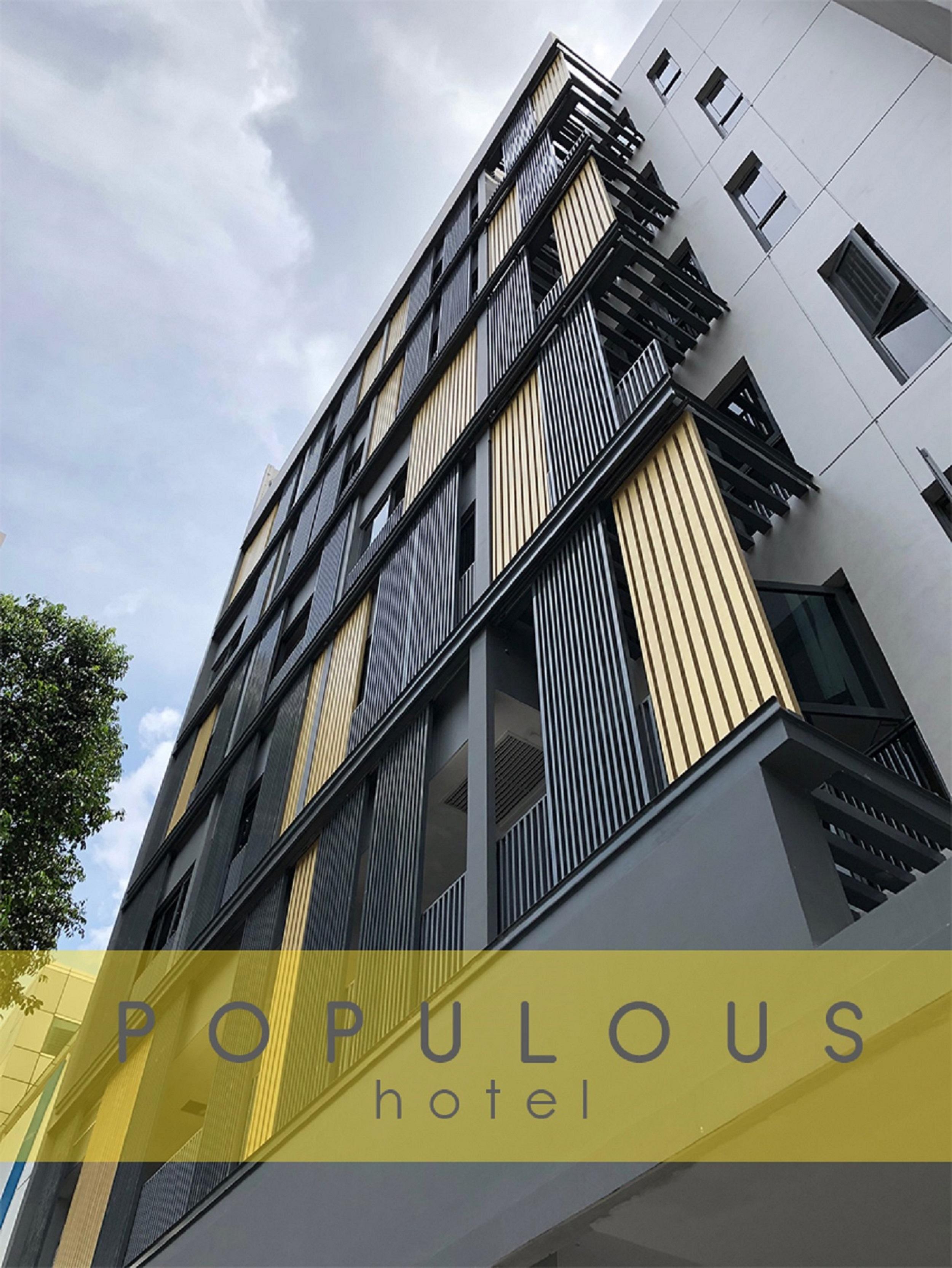 Populous Hotel @ Bugis, Rochor