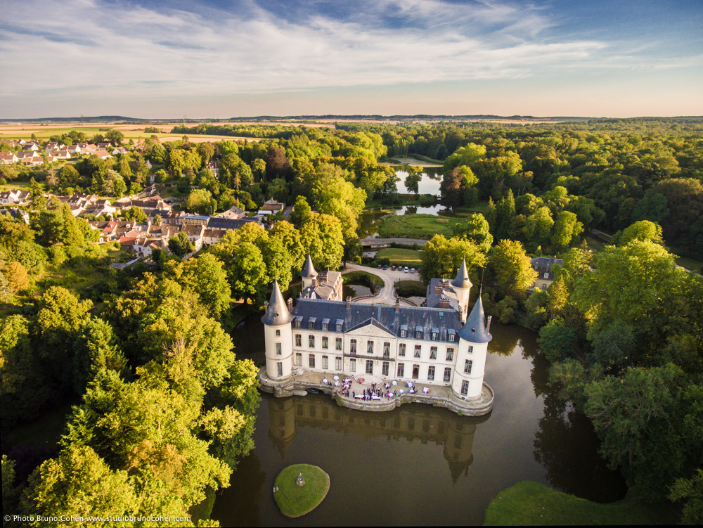 Chateau D'Ermenonville, Oise