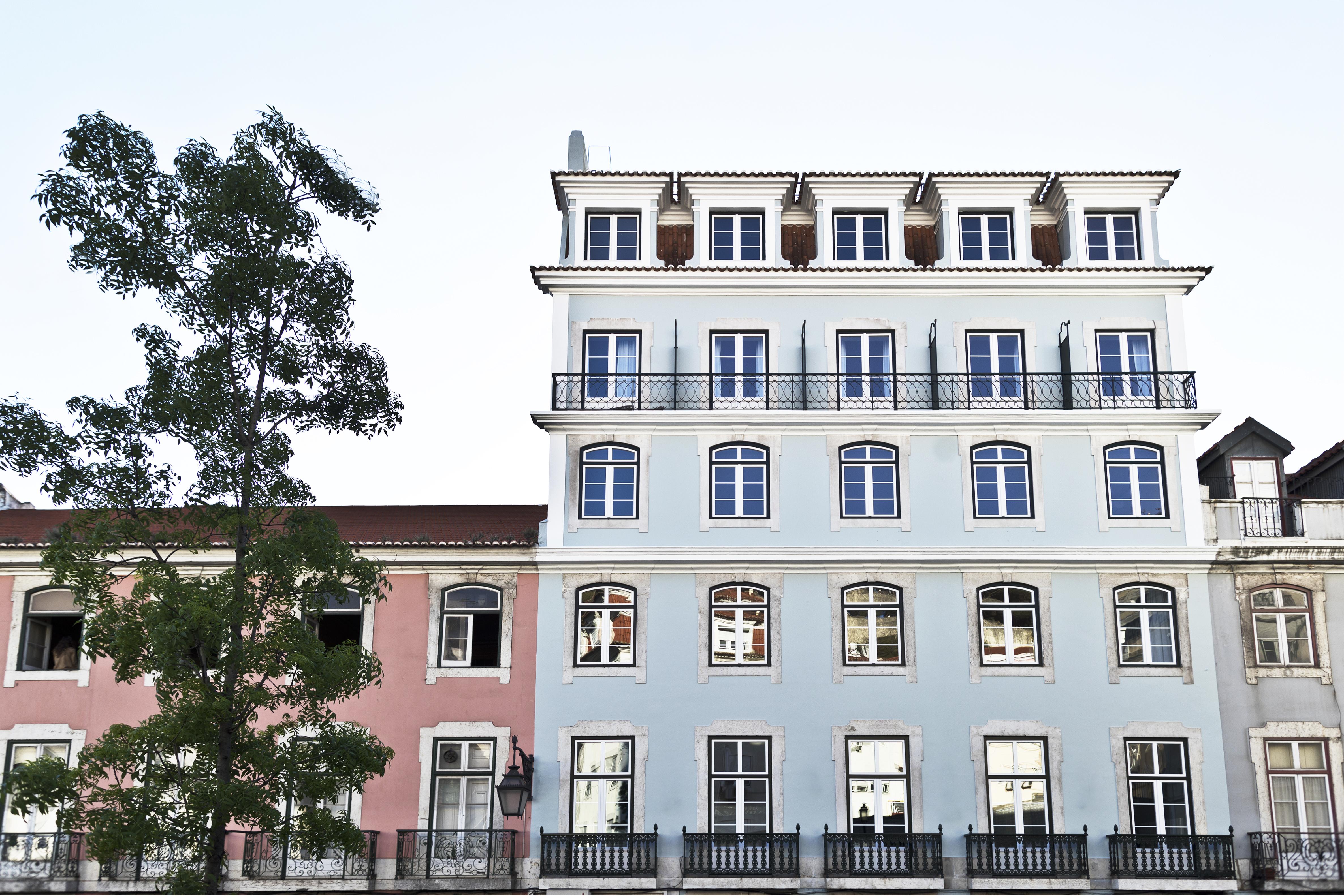 Esqina Cosmopolitan Lodge, Lisboa