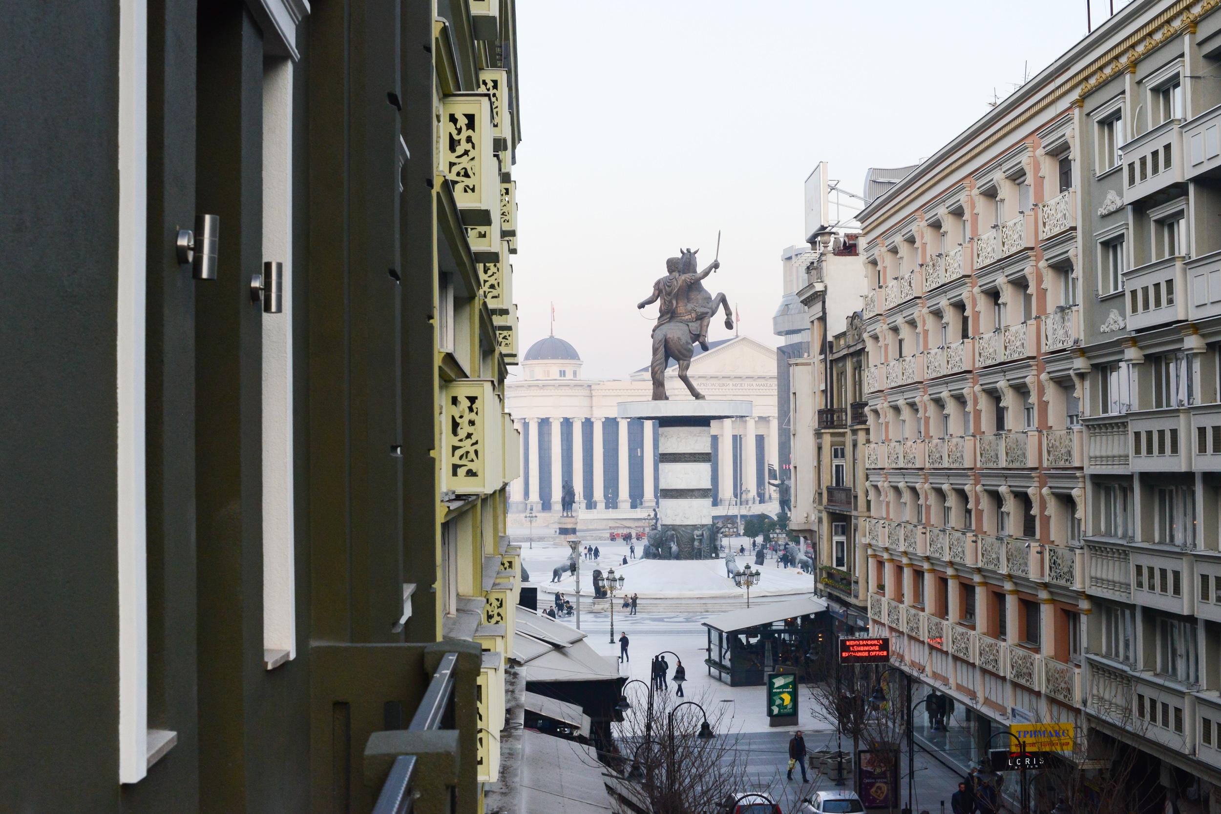 Cara 1928 Skopje,