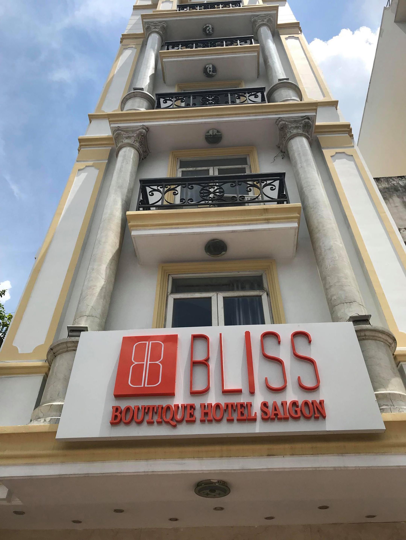 Bliss Boutique SaiGon Hotel, Quận 1