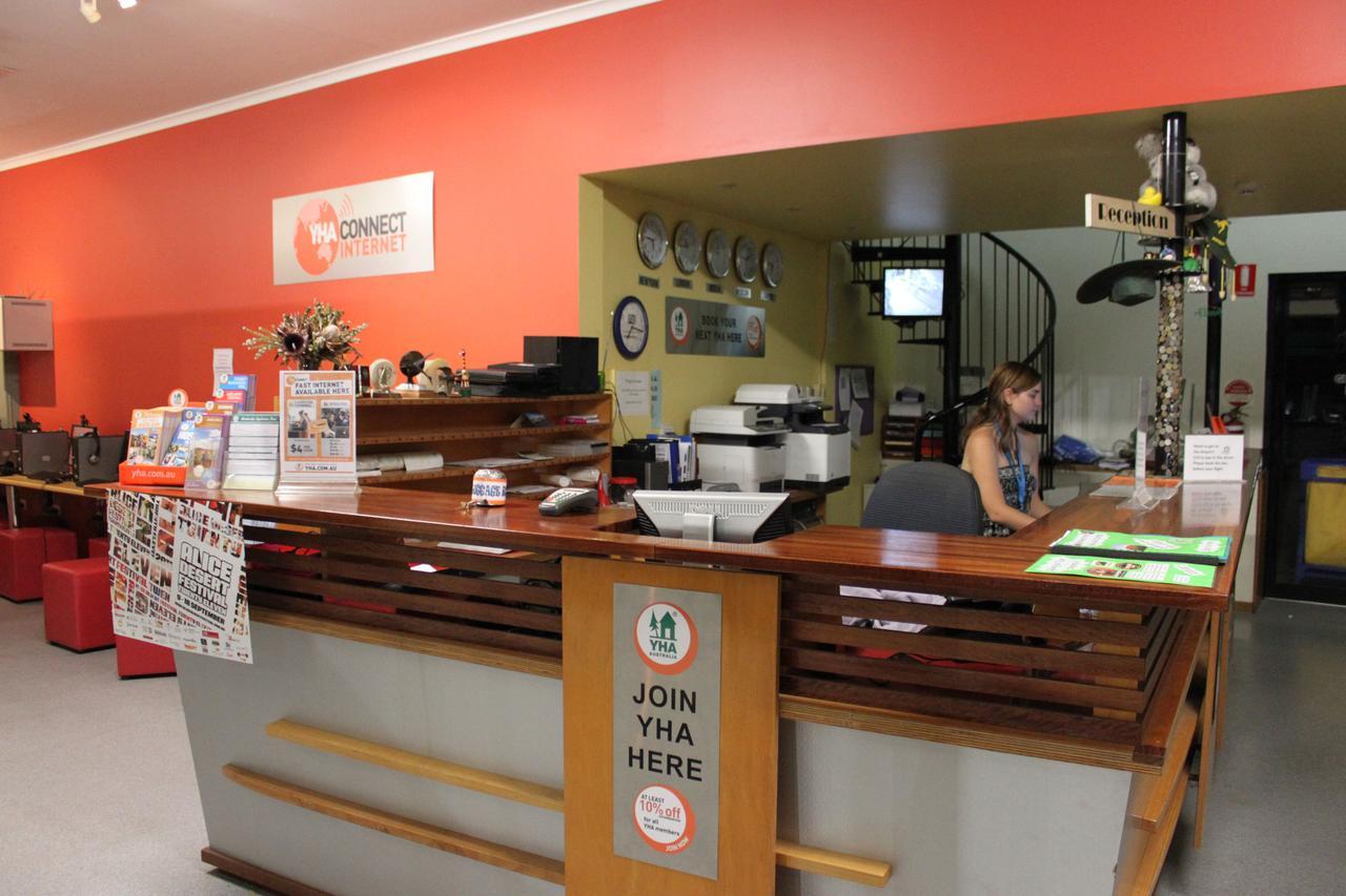 Alice Springs YHA, Alice Springs- Stuart