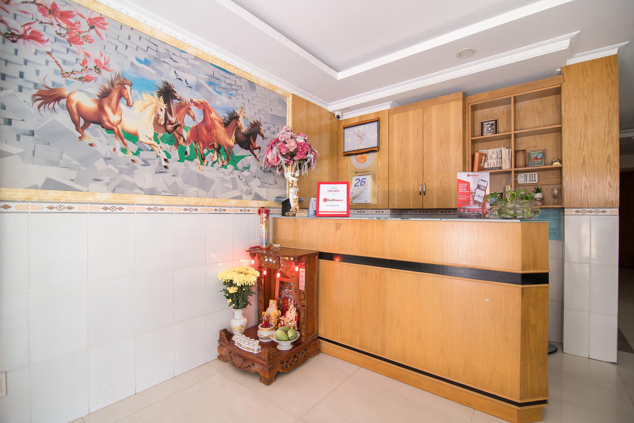 RedDoorz Plus @ Tran Hung Dao Street 2, Quận 1