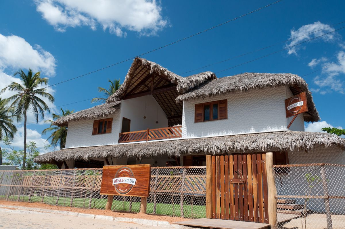 Barra Grande Beach Club, Cajueiro da Praia