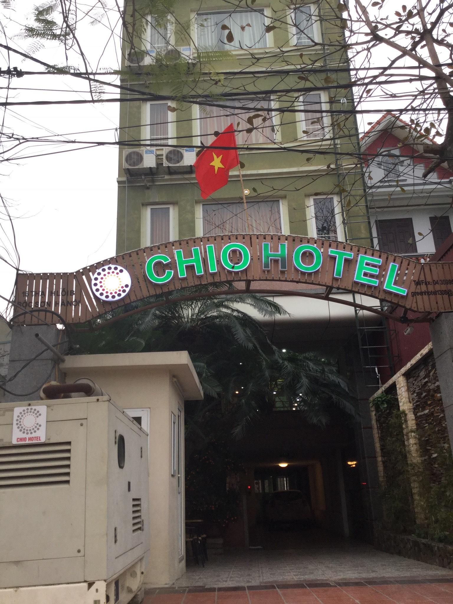 Chio Hotel and Apartment, Sóc Sơn