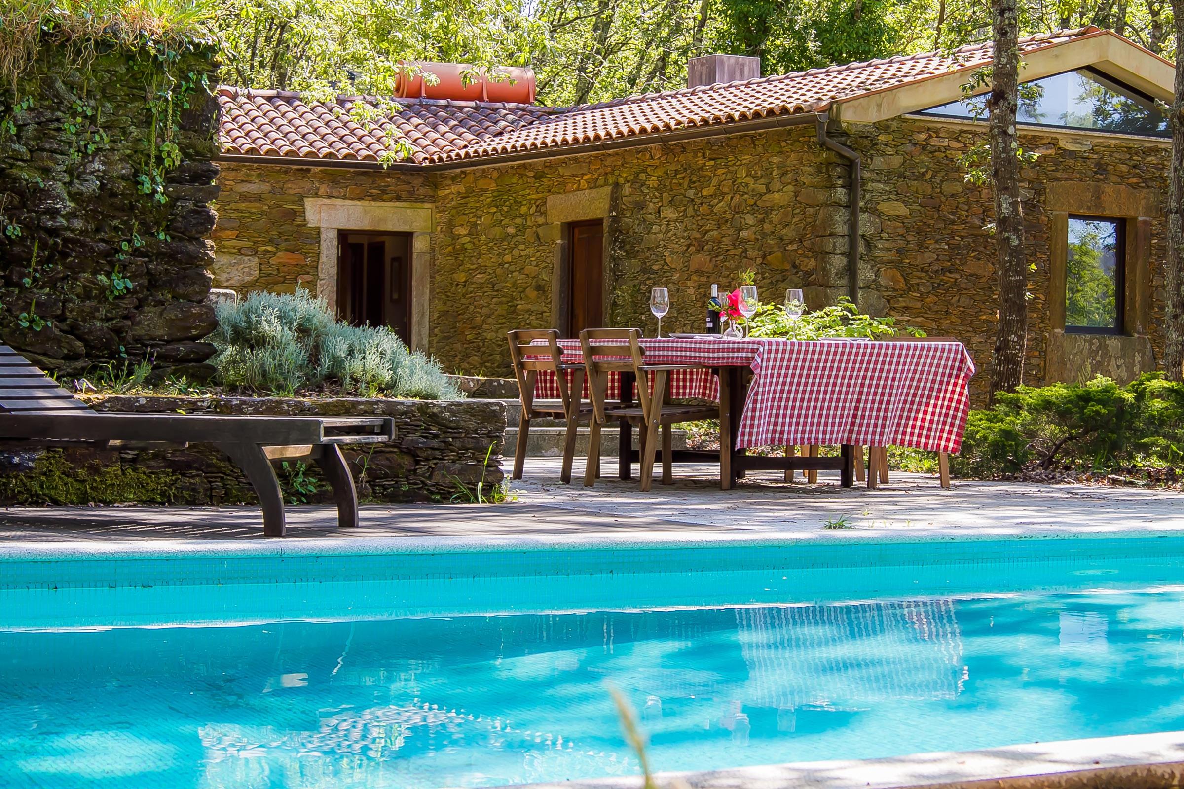 Oak Tree Chill House, Caminha