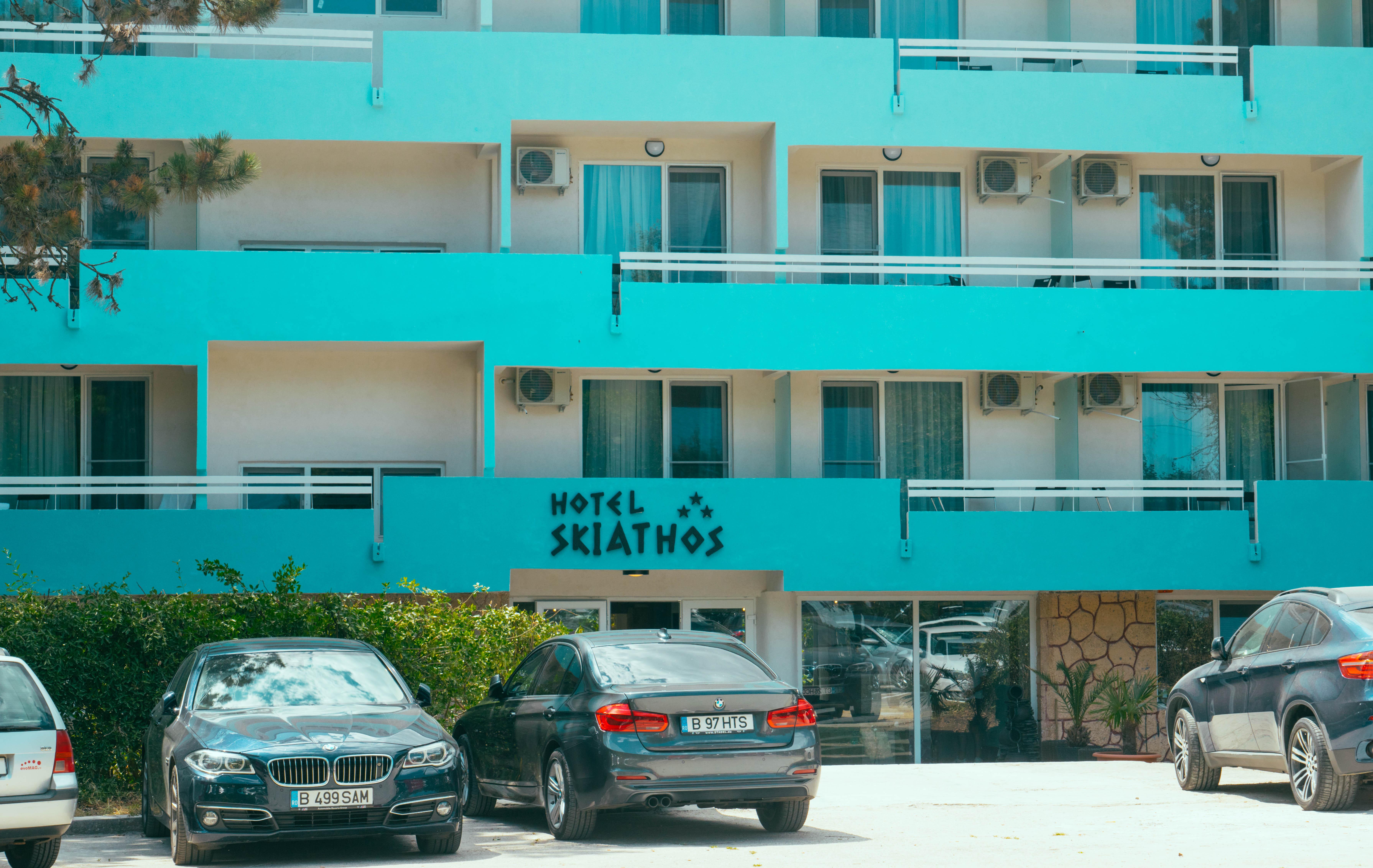 Hotel Skiathos, Mangalia