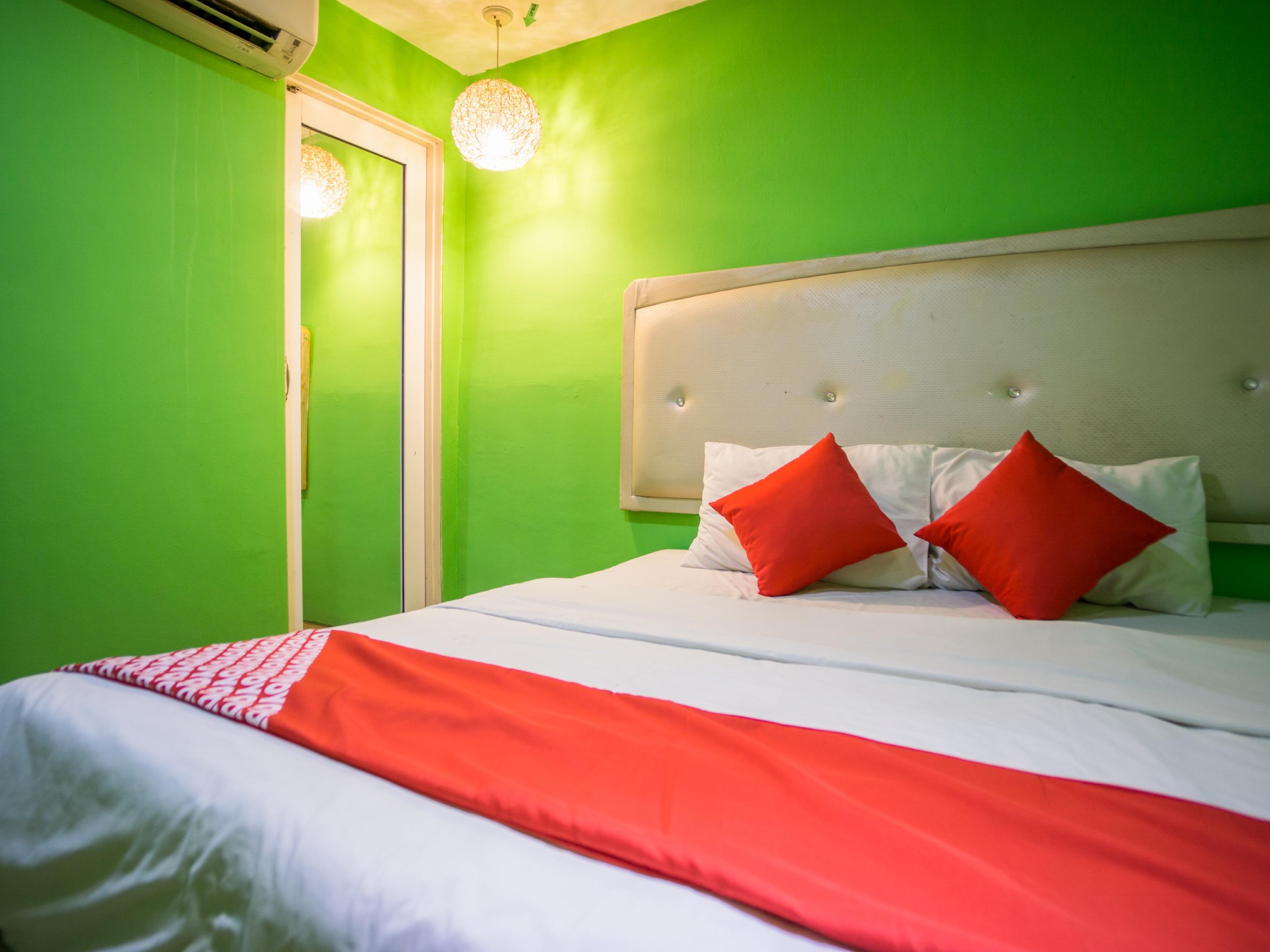 OYO 478 The Green Hotel, Kuala Lumpur