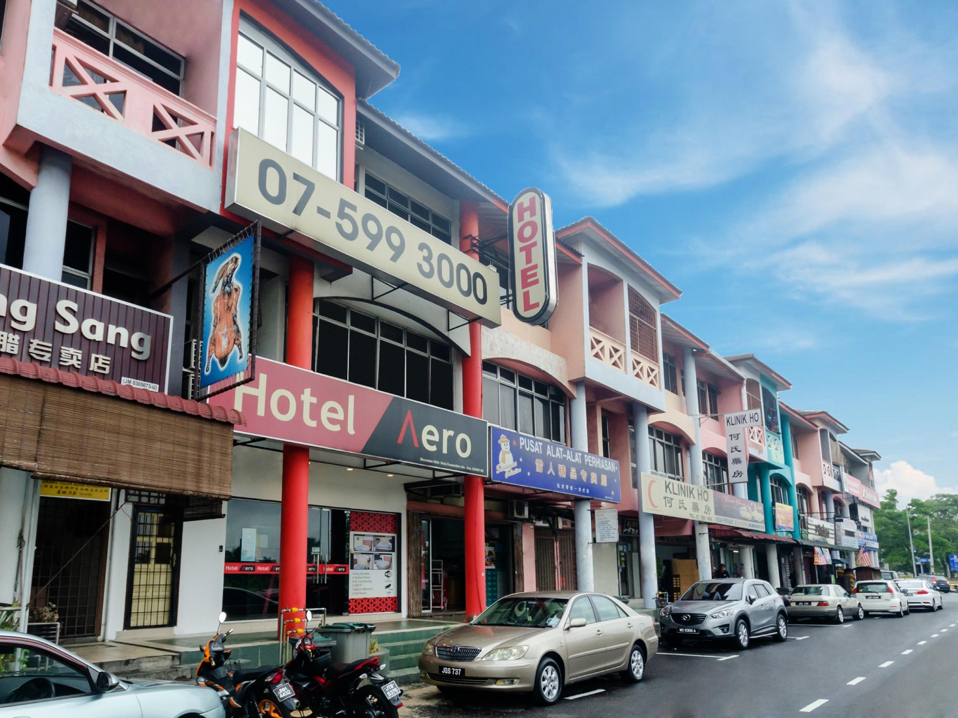 OYO 624 Aero Hotel, Johor Bahru